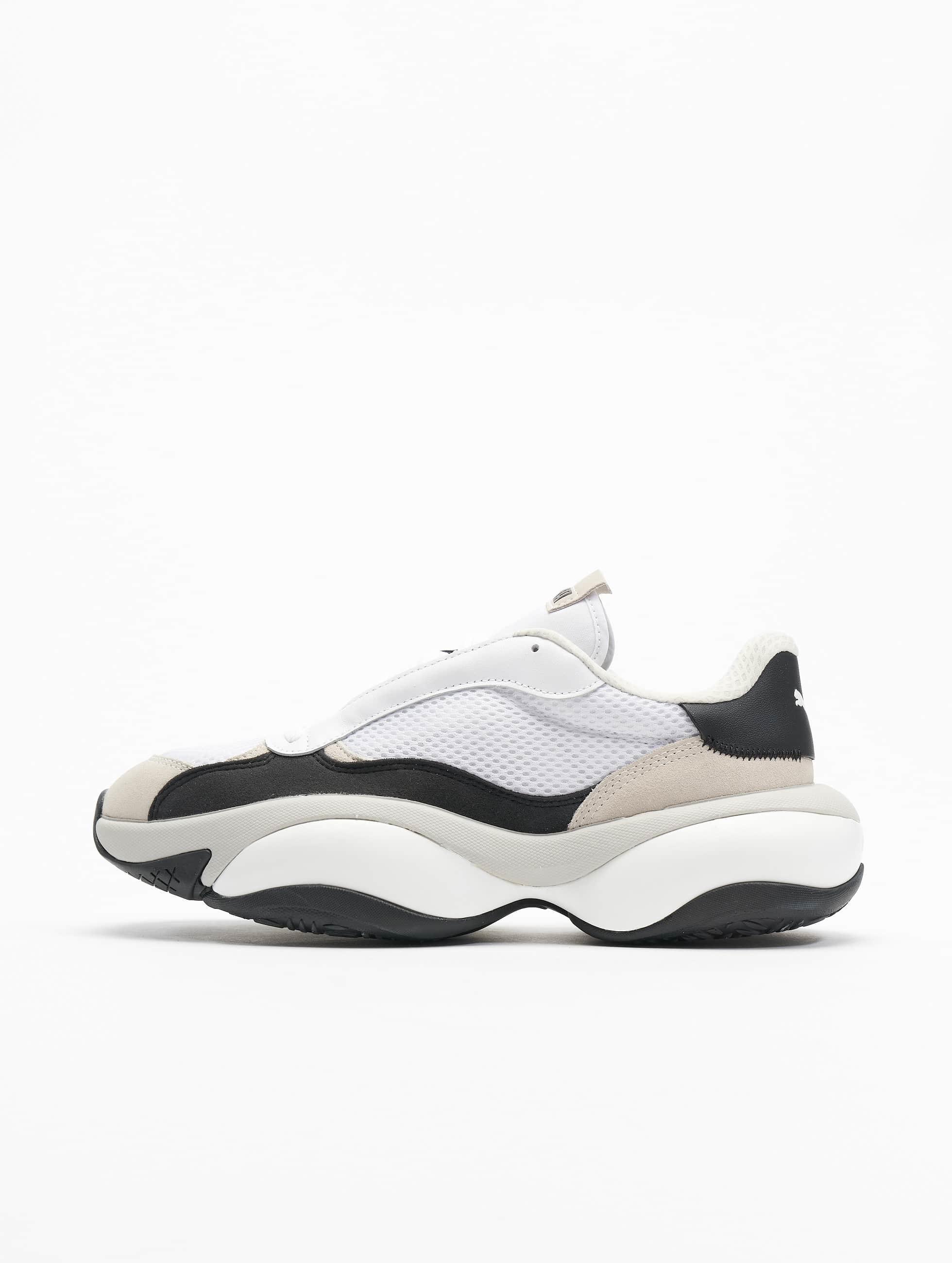 Puma Alteration Kurve No Mesh Sneakers Vaporous GrayPuma White