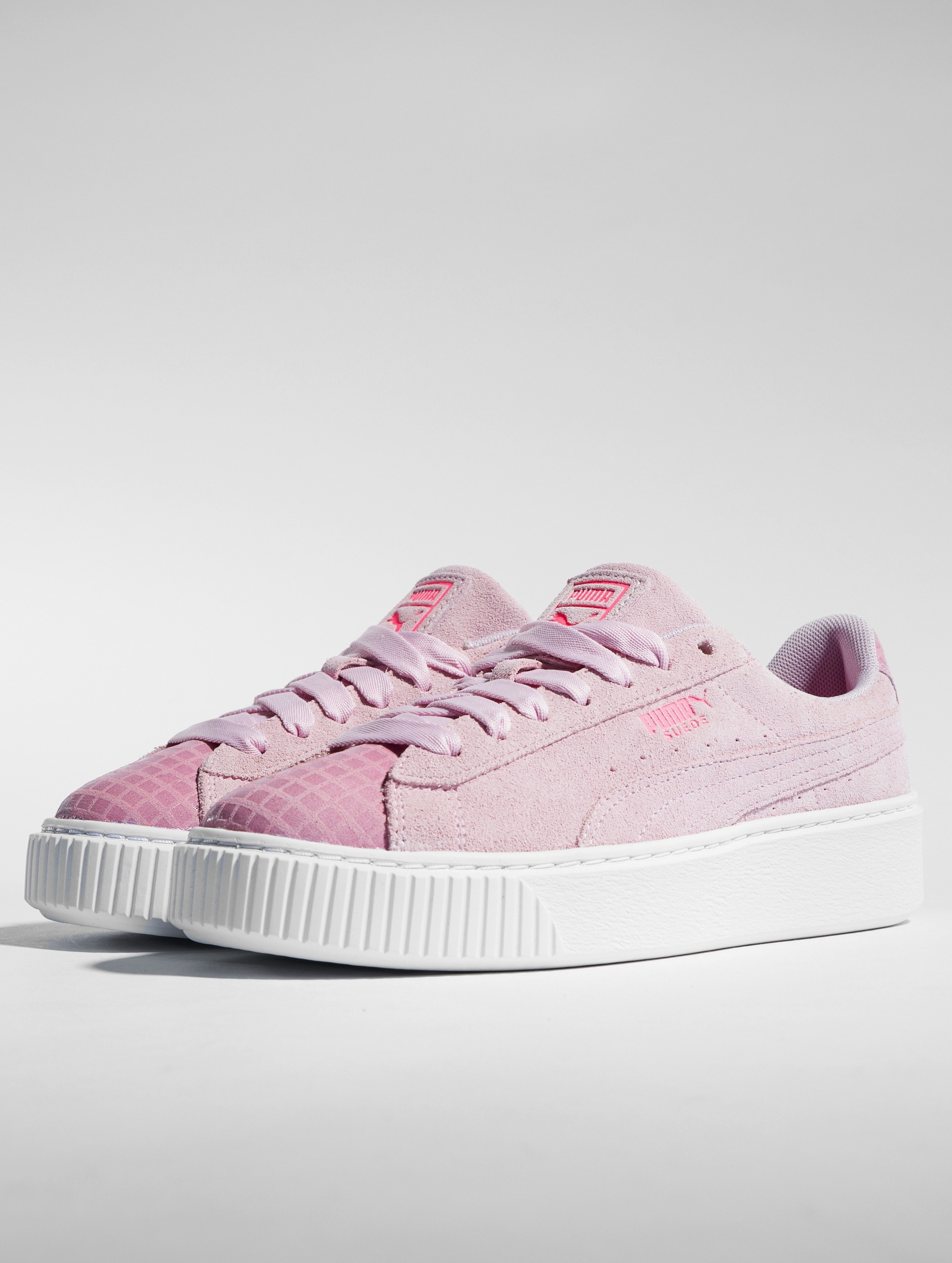 Platform Orchid Puma Street Sneakers Suede 2 Winsome mN8n0vw