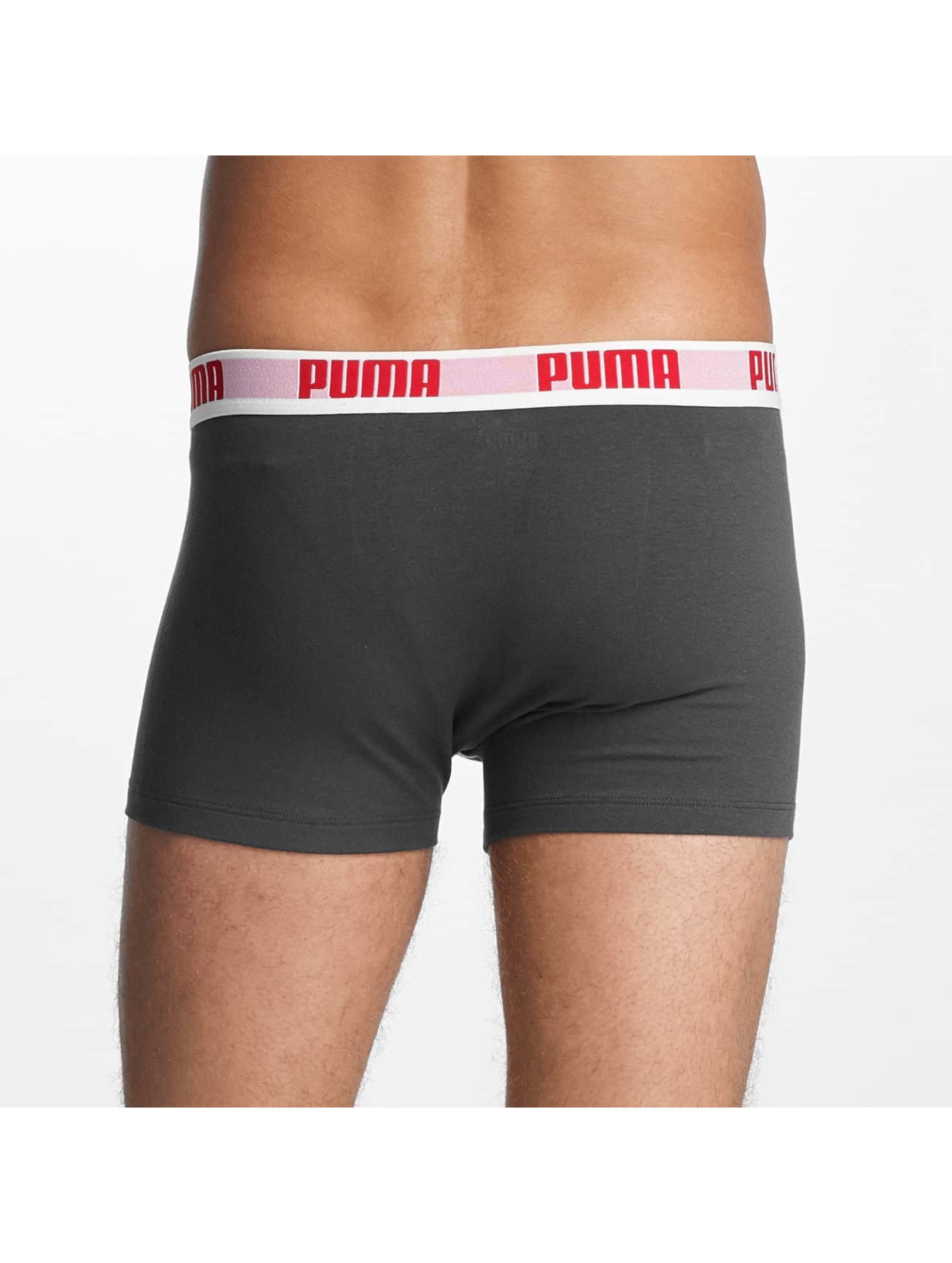 Puma Bokserit 2-Pack Basic Trunk sininen