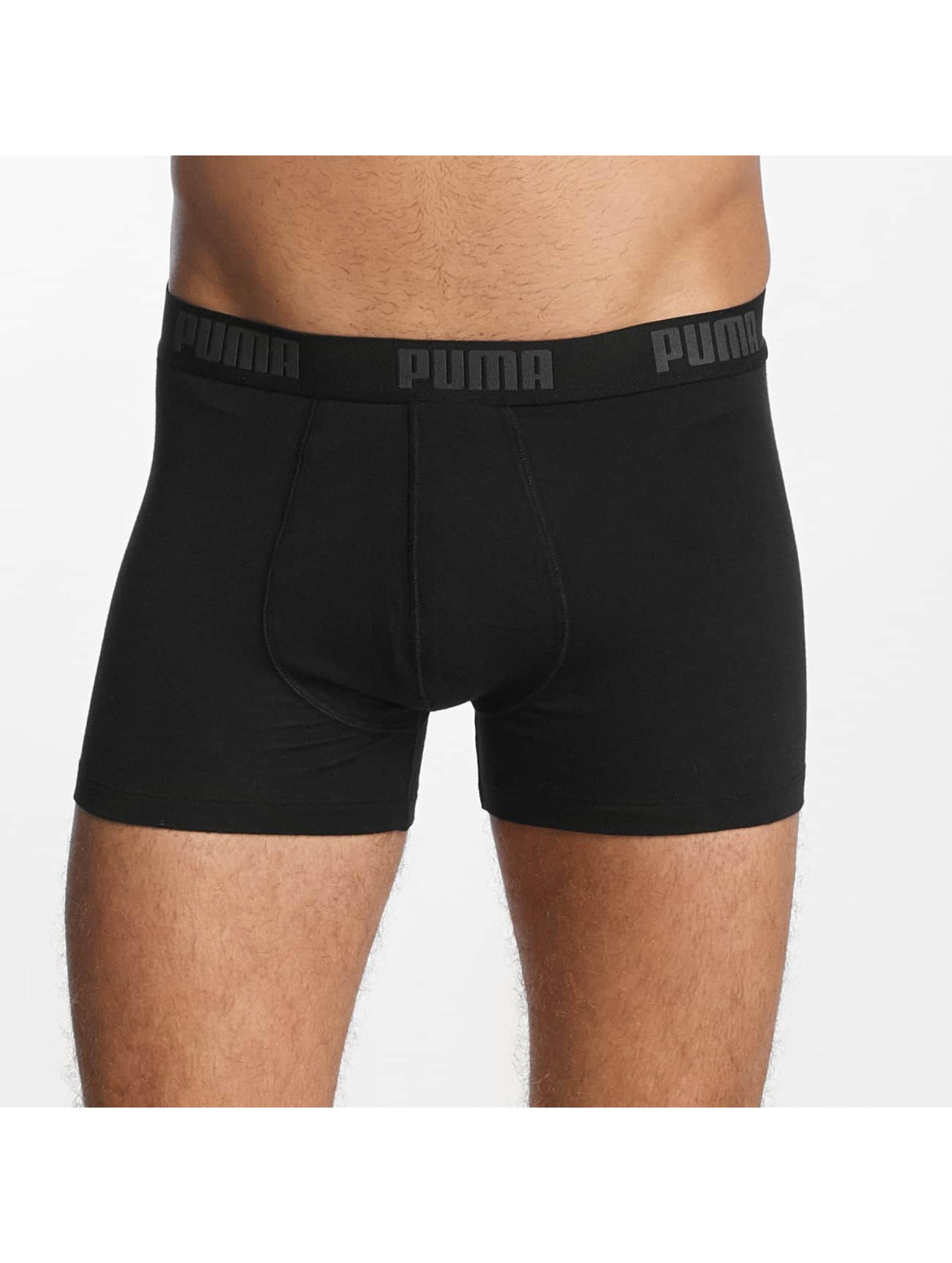 Puma Boxer 2-Pack Basic noir