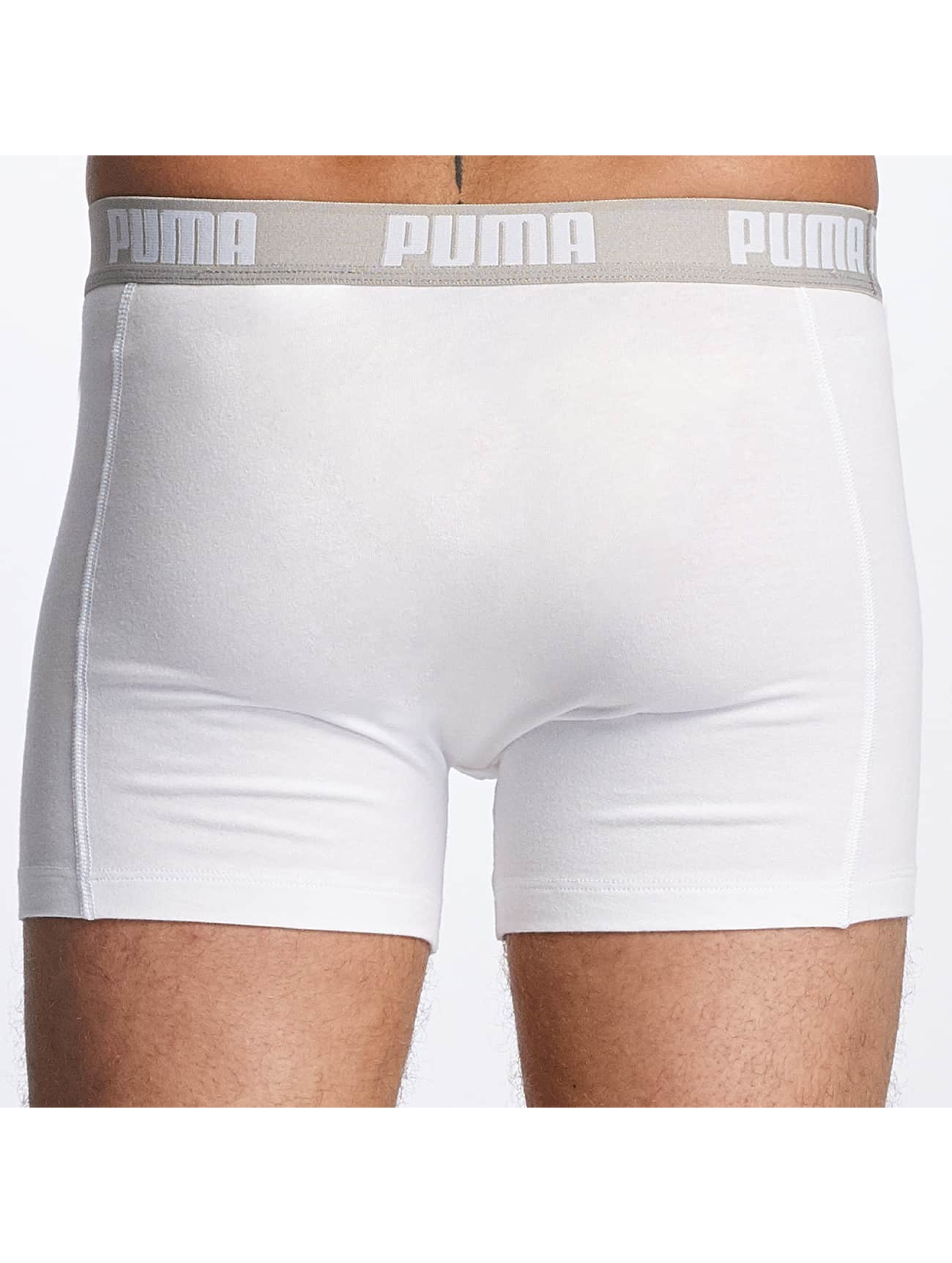 Puma boxershorts 2-Pack Basic wit