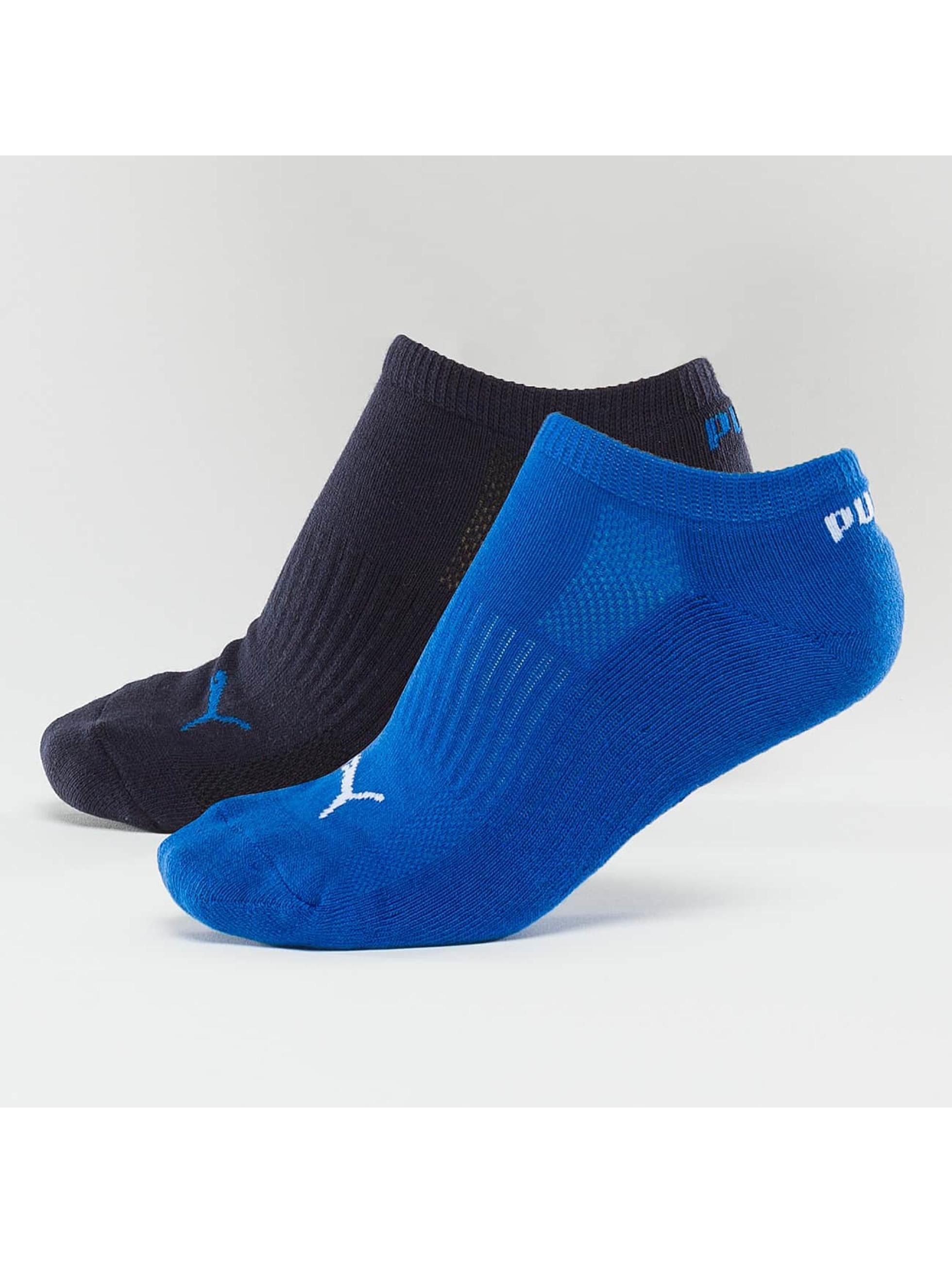 Puma Chaussettes 2-Pack Cushioned bleu