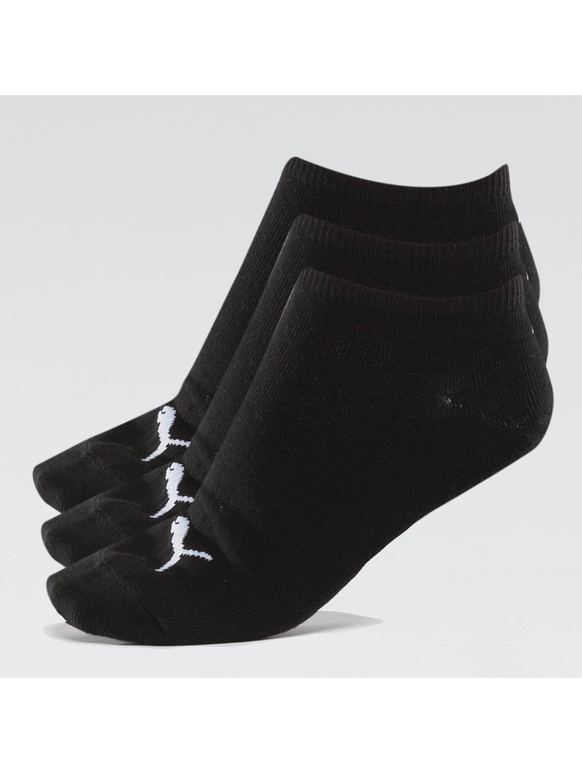 Puma Chaussettes 3-Pack Sneakers noir