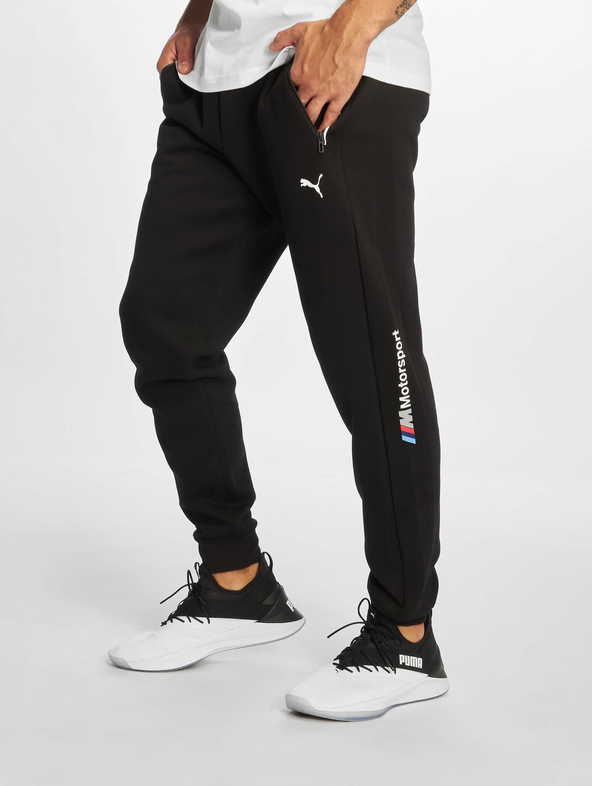 Puma BMW MMS Sweat Pants Puma Black