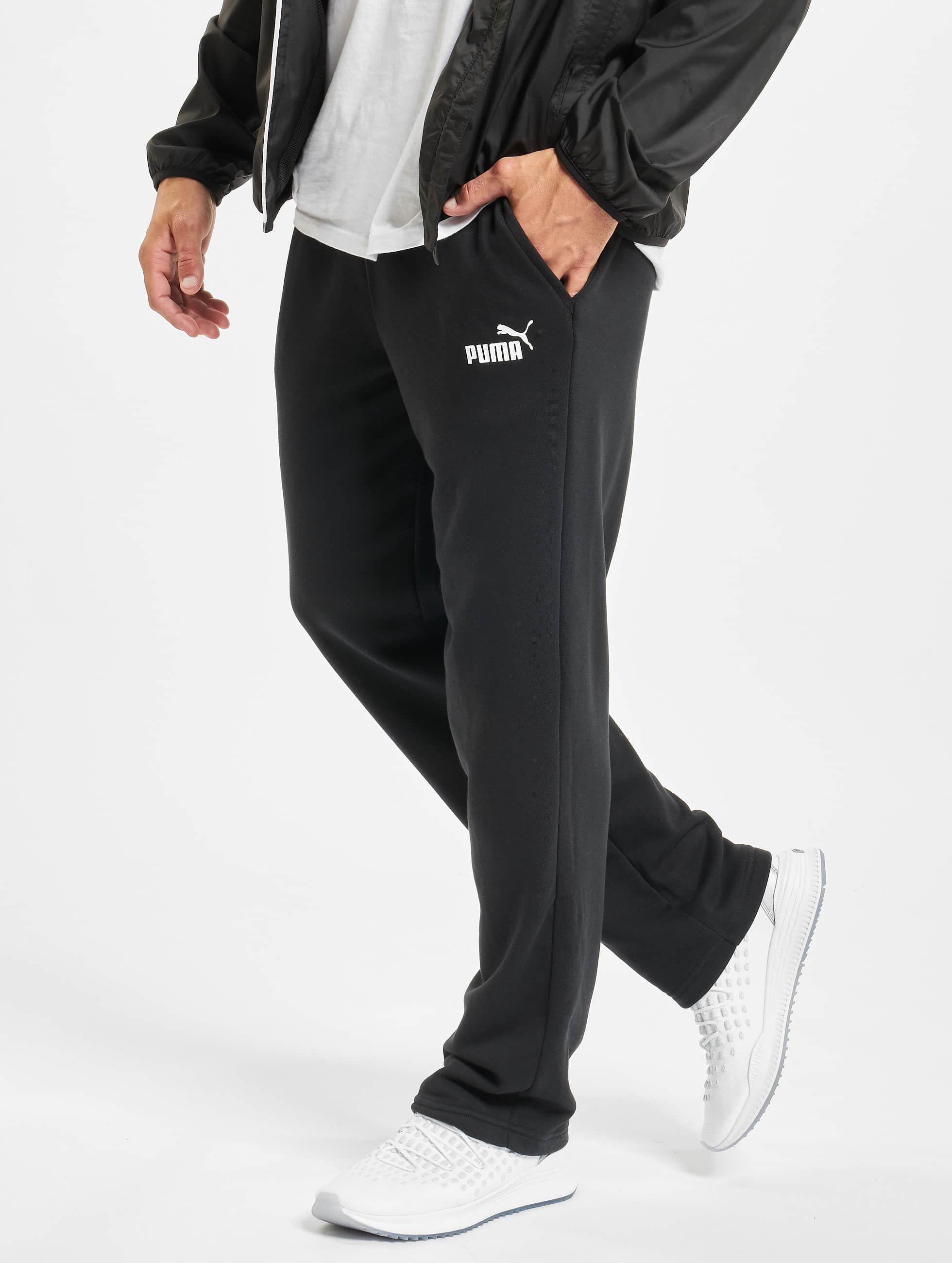 Puma Essentials Logo TR OP SRL Logo Pants Puma Black