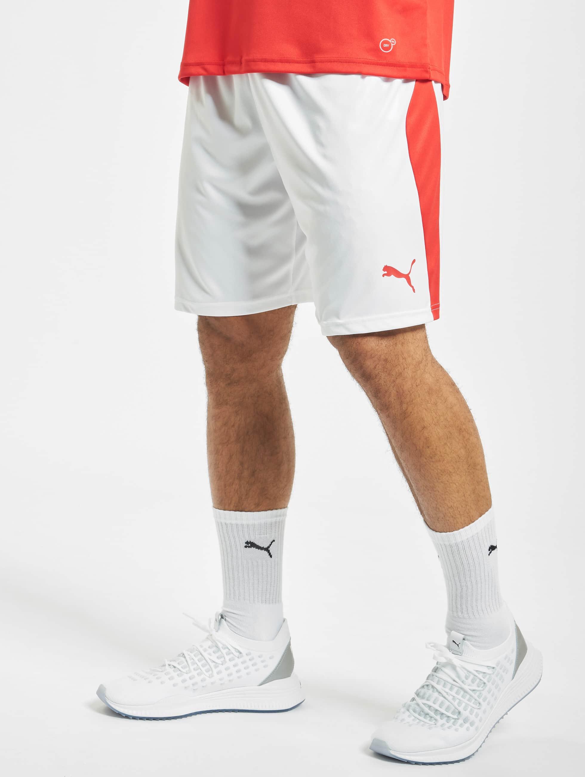 b8a5c5919f1ae Puma Performance Liga Shorts Puma White/Puma Red