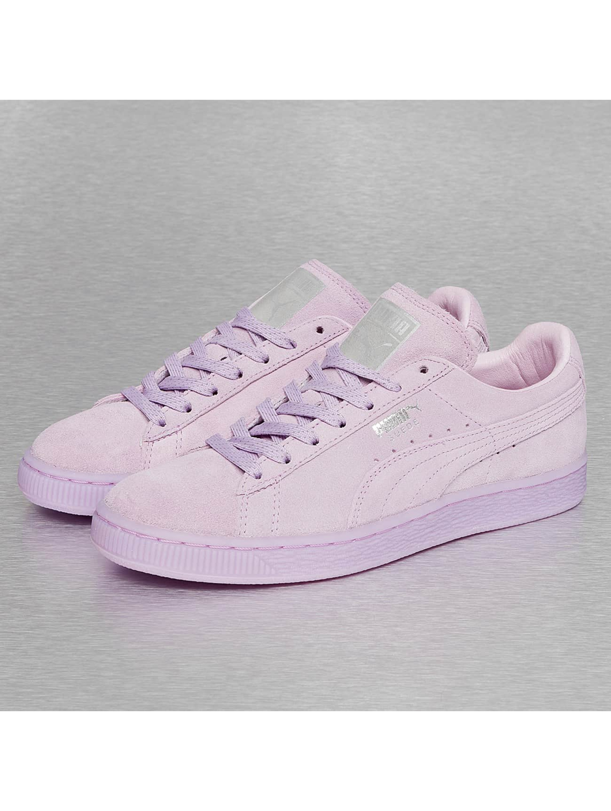 Sneaker Suede Classic Mono Ref Iced in violet