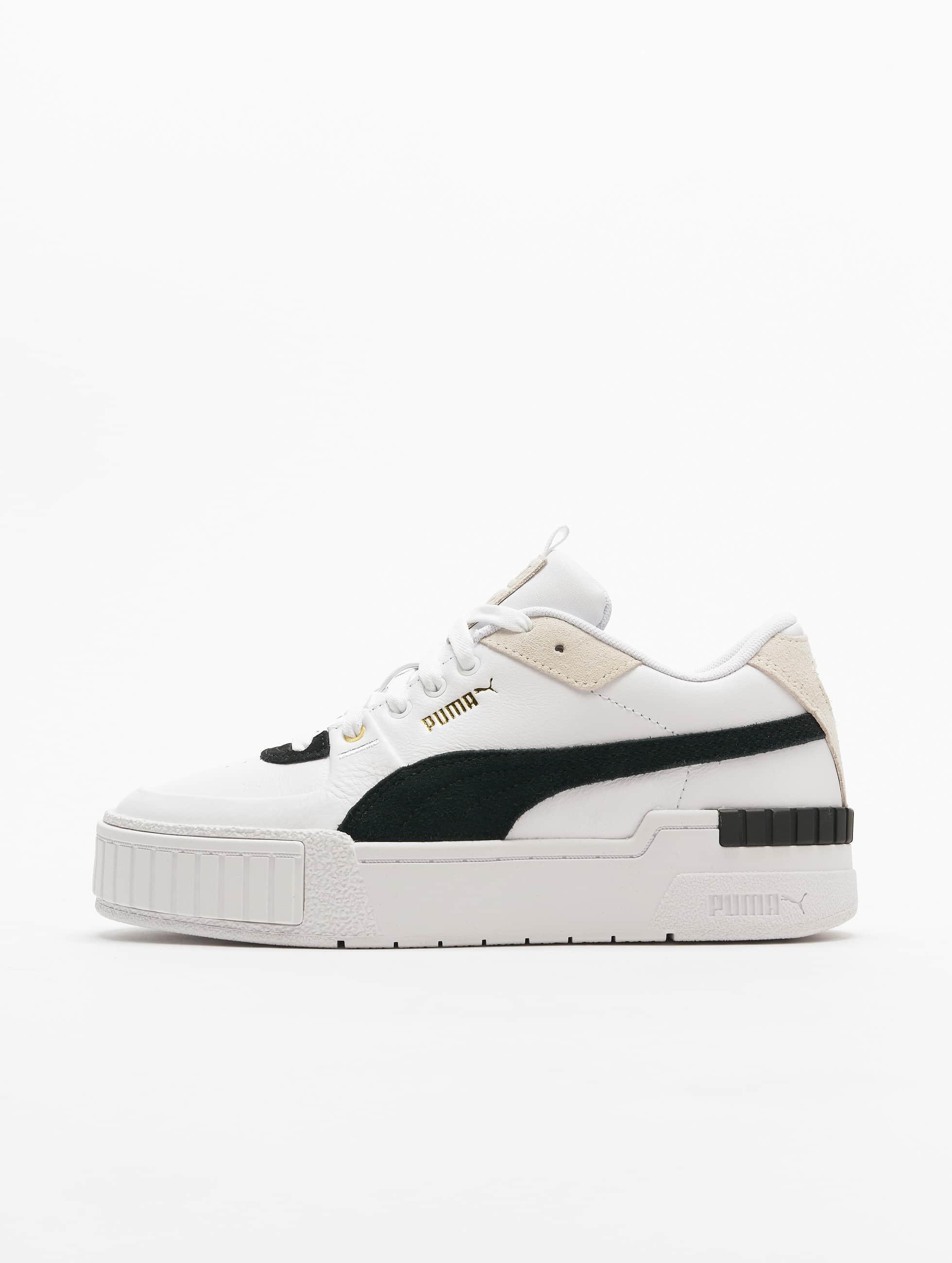 Puma Cali Sport Heritage Sneakers Puma White/Puma Black