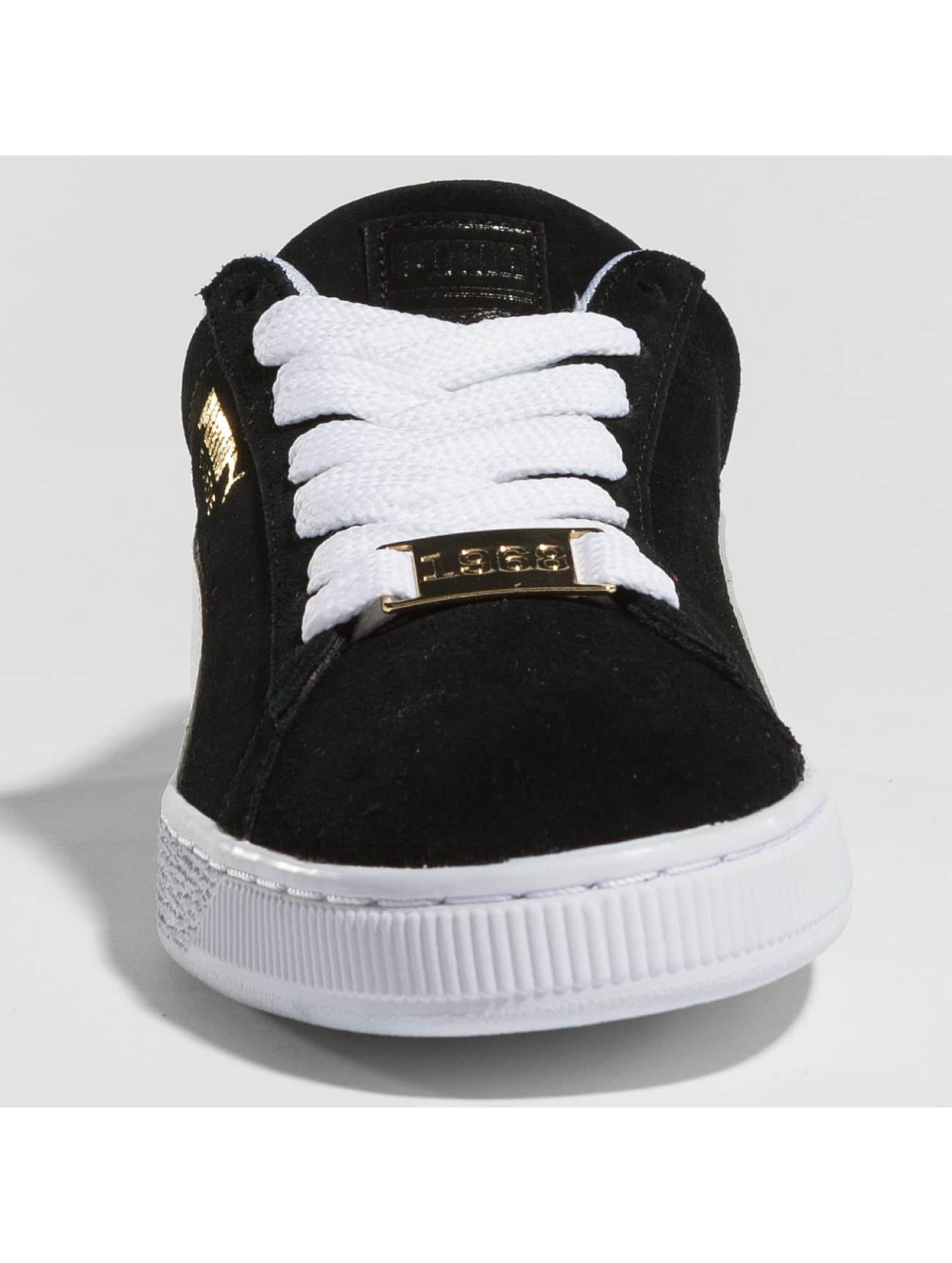 Puma sneaker BBoy Fabulous Suede Classic zwart