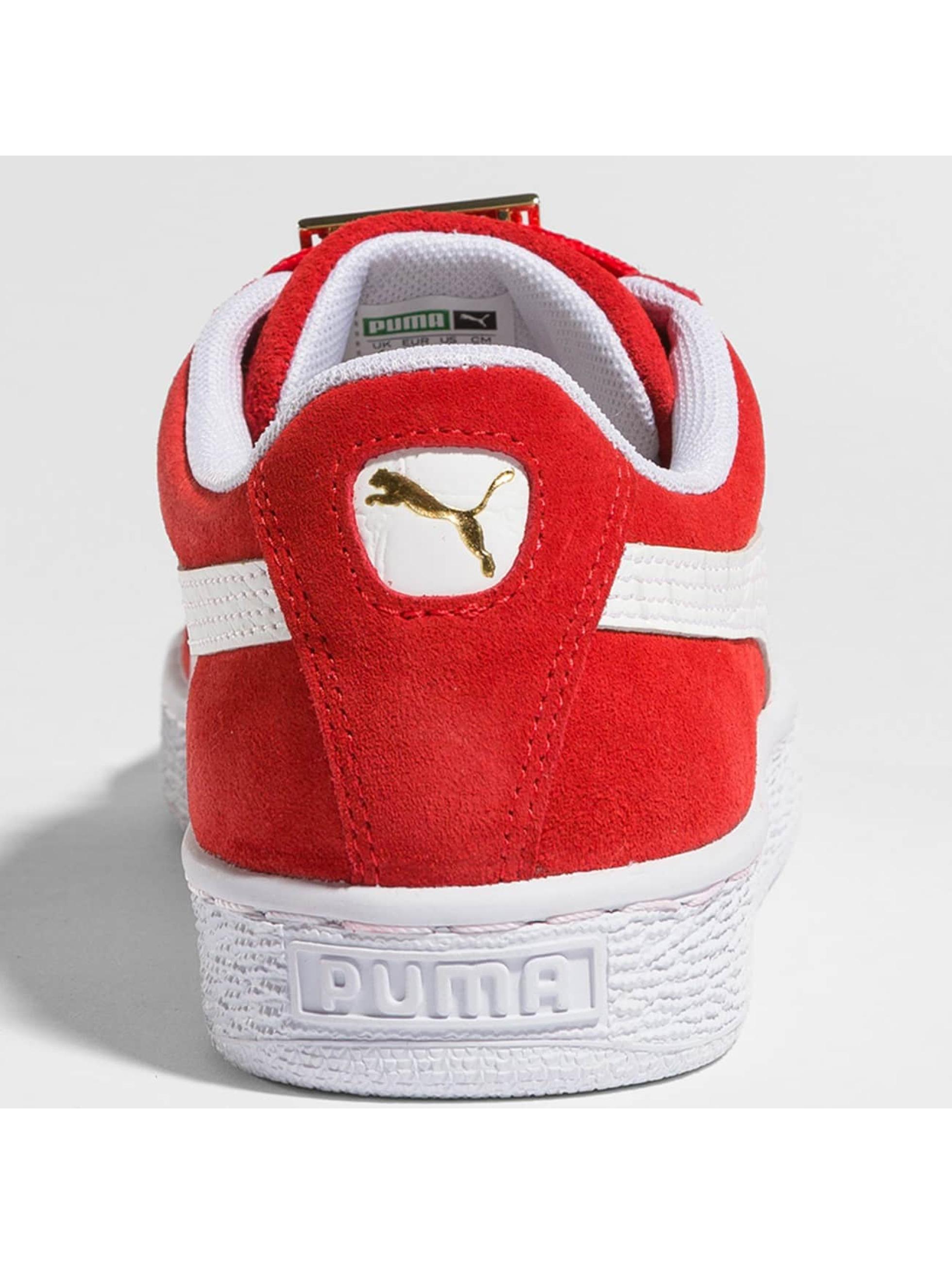 Puma Sneakers BBoy Fabulous Suede Classic rød