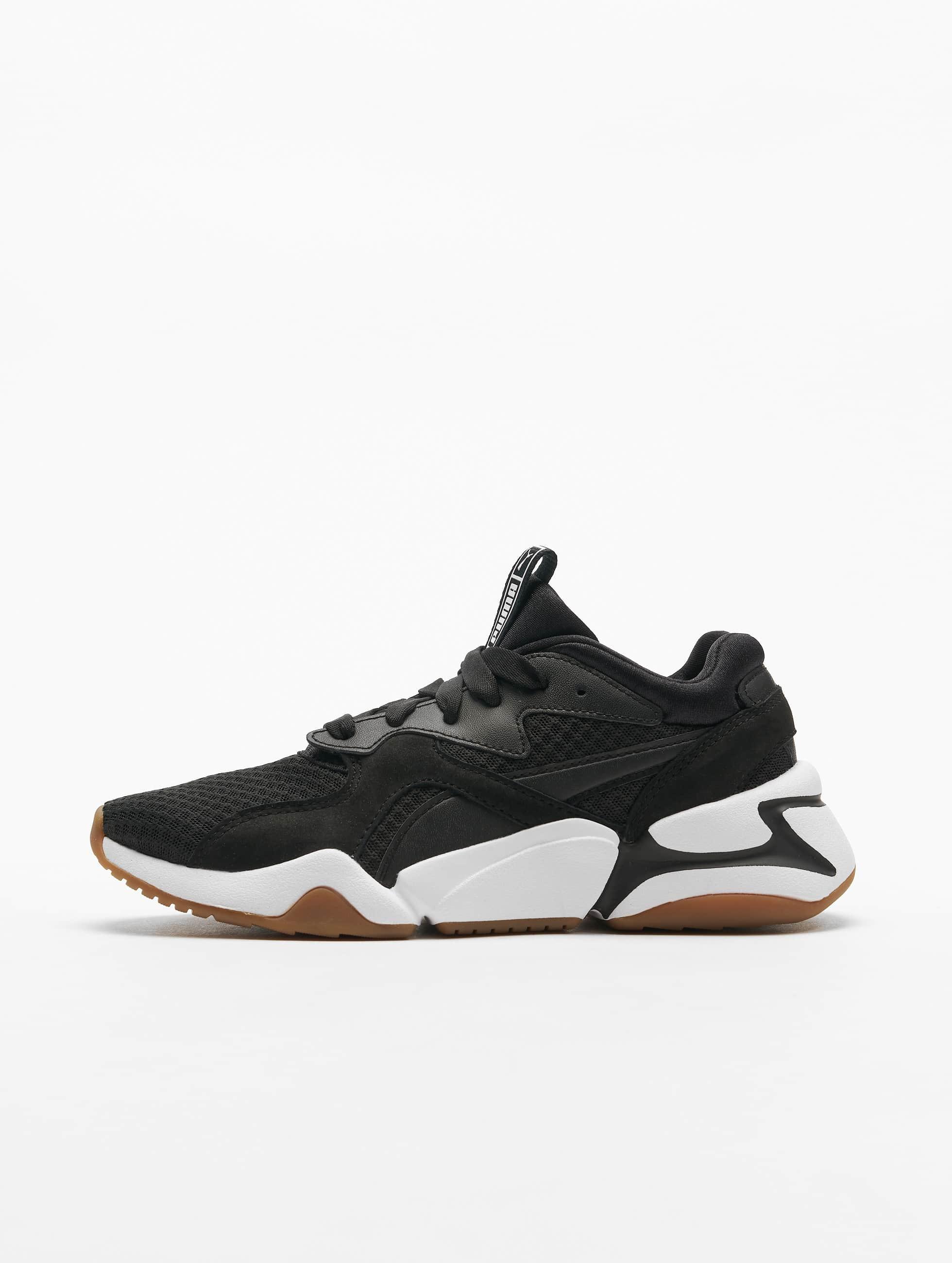 Puma Damen Sneaker Thunder Desert in grün 607099