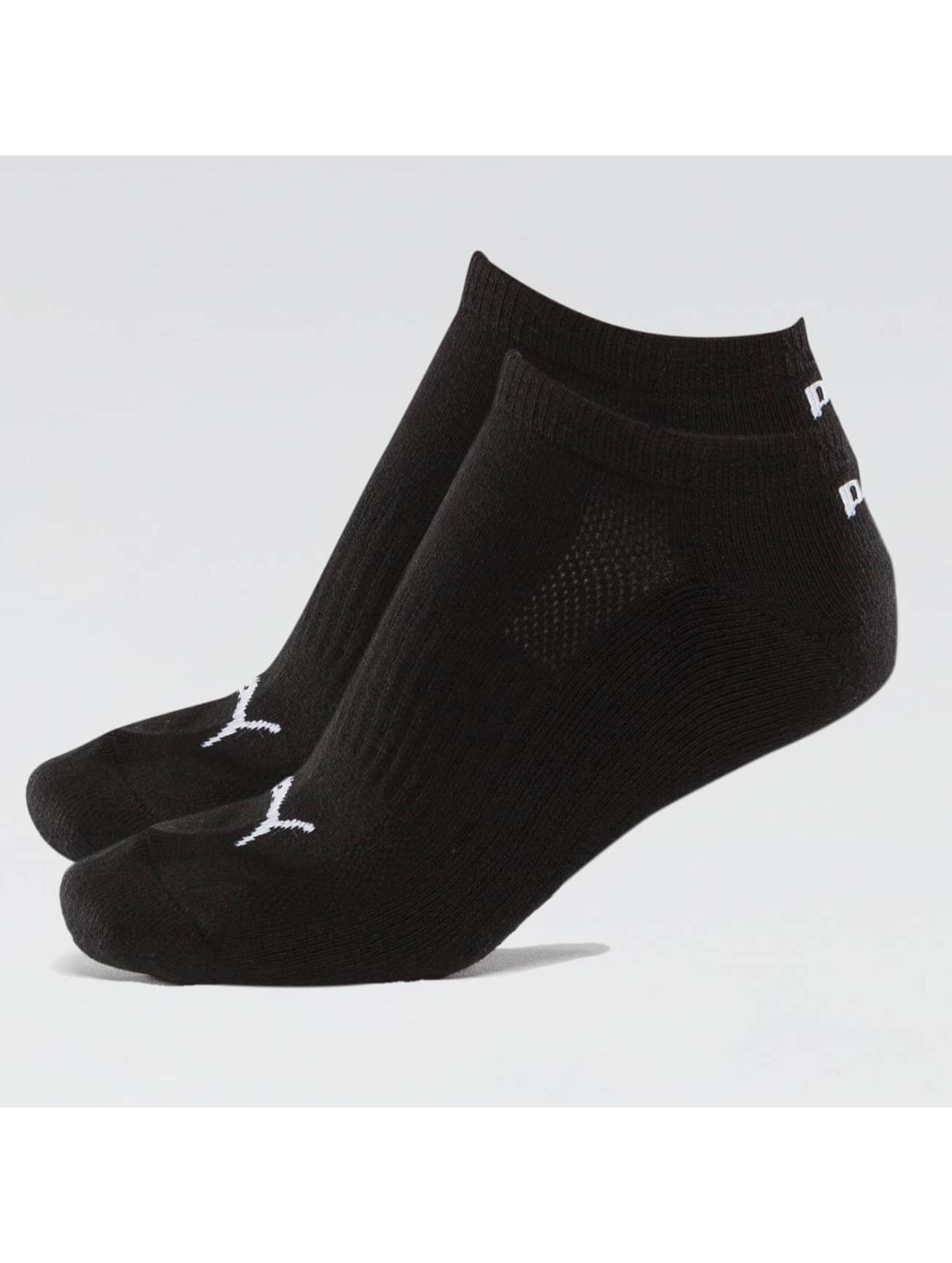Puma Sokken 2-Pack Cushioned zwart