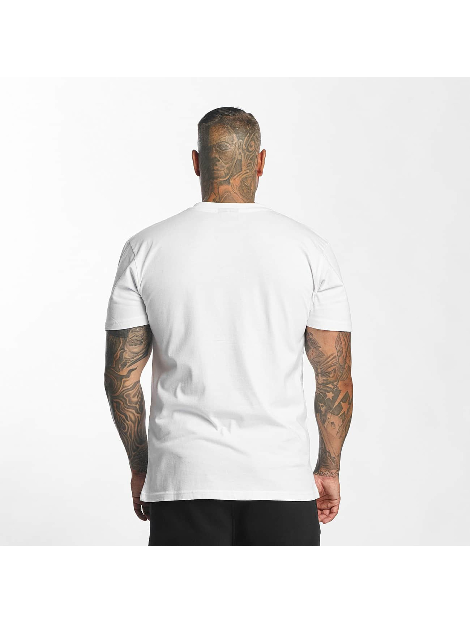 Pure Hate Camiseta Bare Knuckle blanco