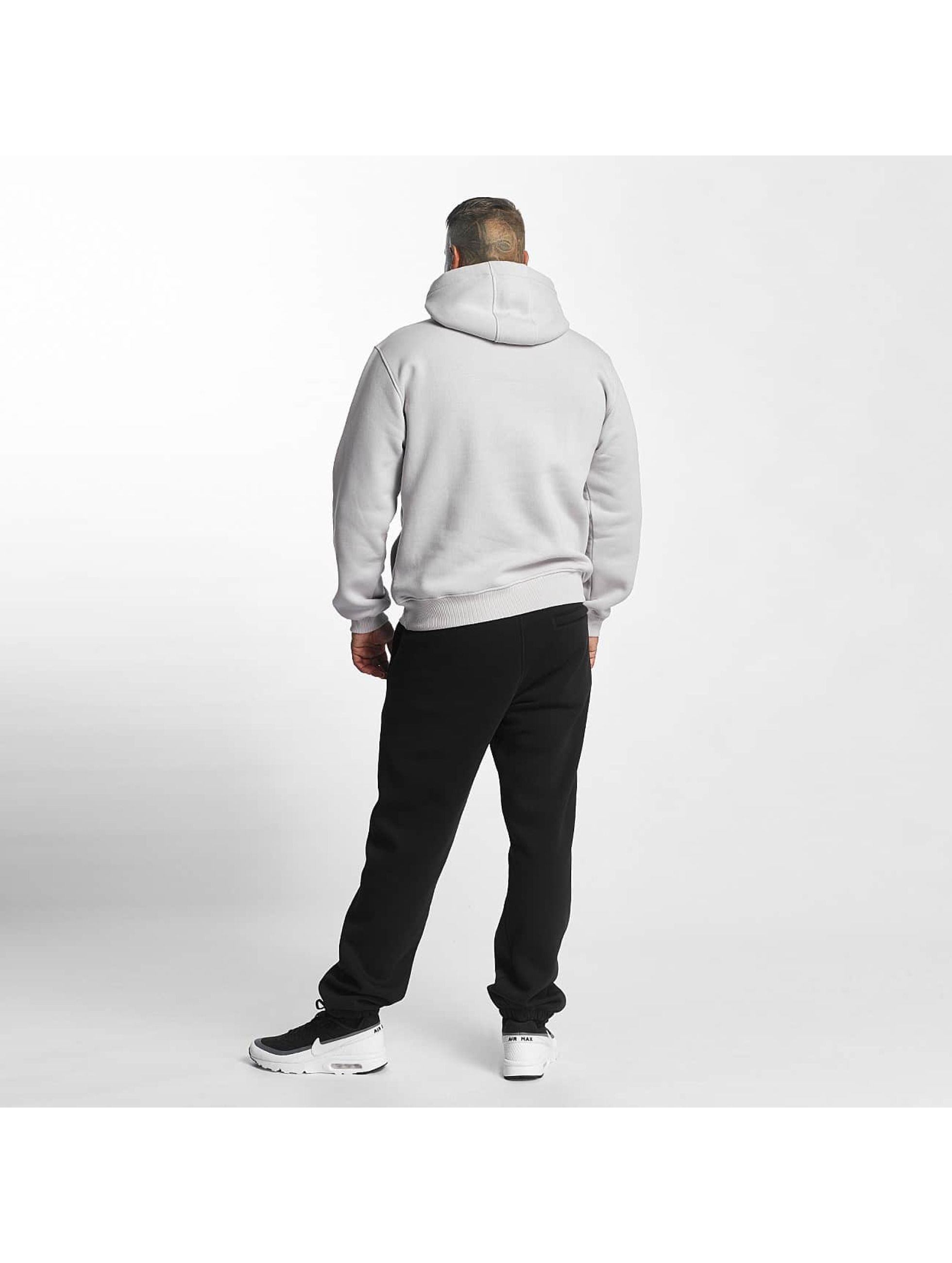 Pure Hate Hoodie Bare Knuckle grey