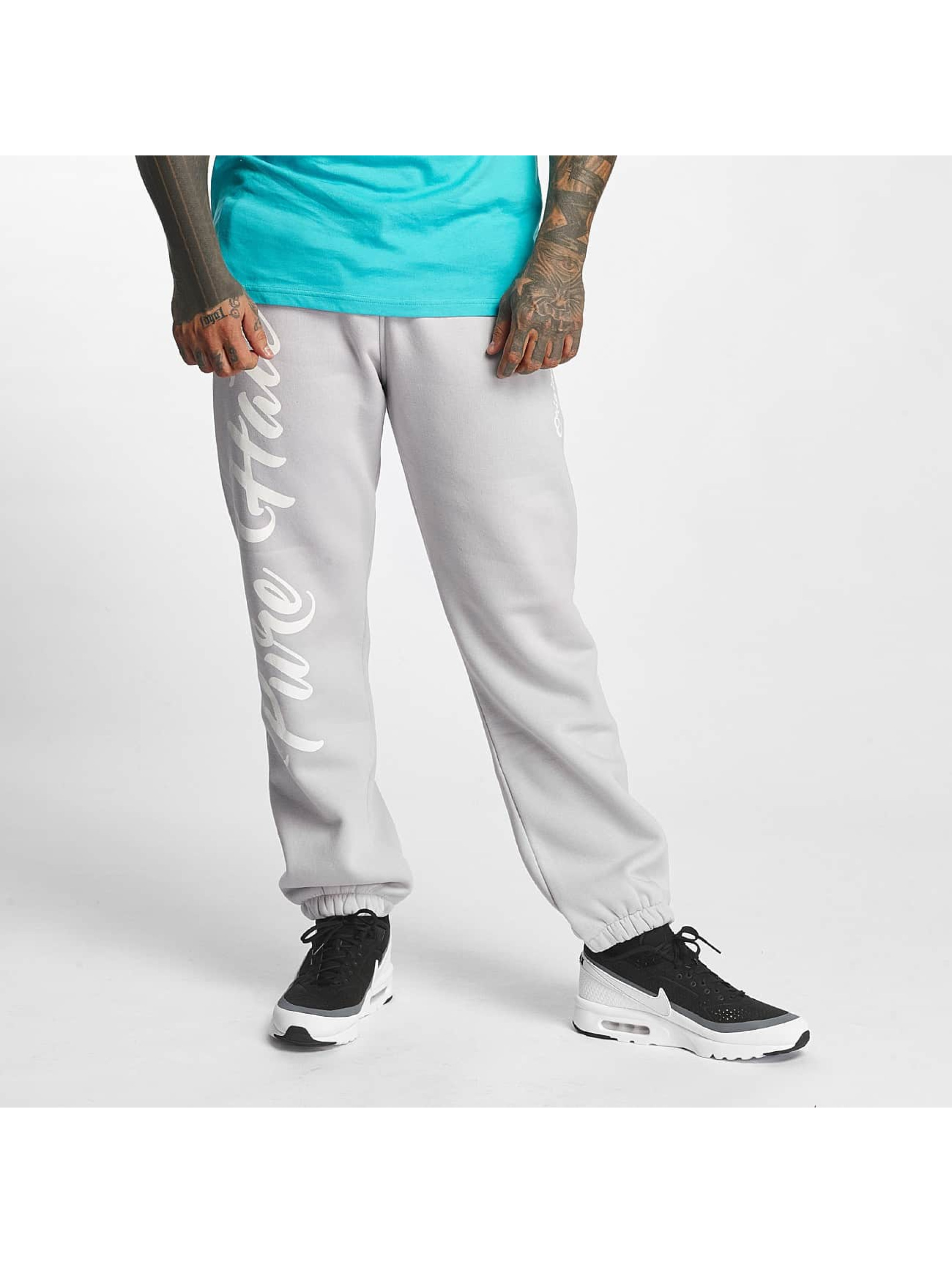 Pure Hate Spodnie do joggingu Pure Hate Originals szary