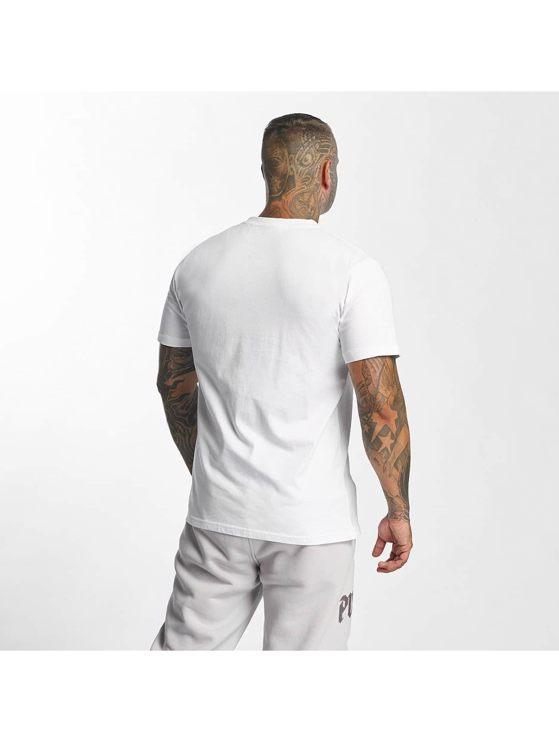 Pure Hate T-Shirt Pure Fight blanc