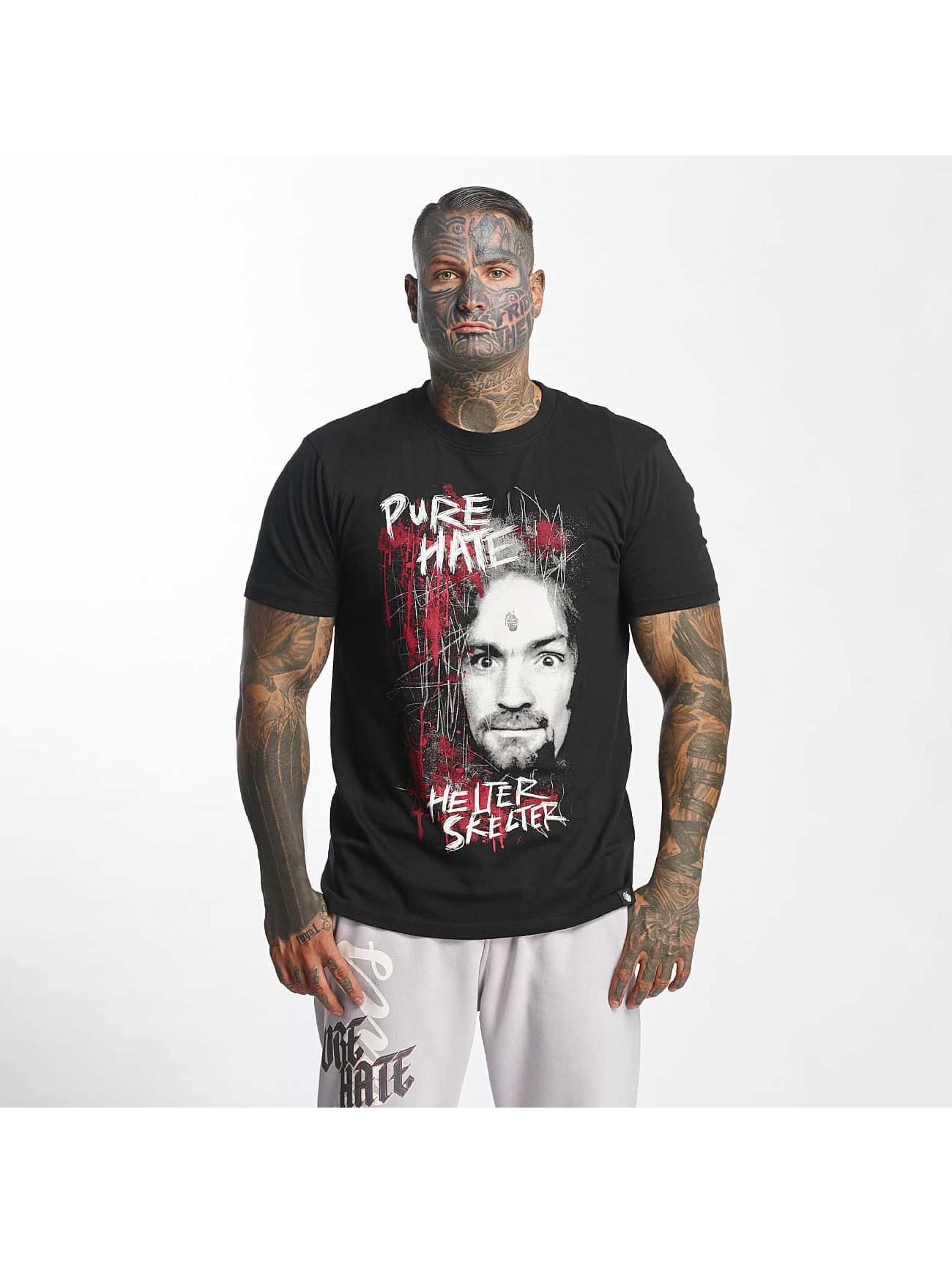 Pure Hate T-shirt Helter Skelter nero
