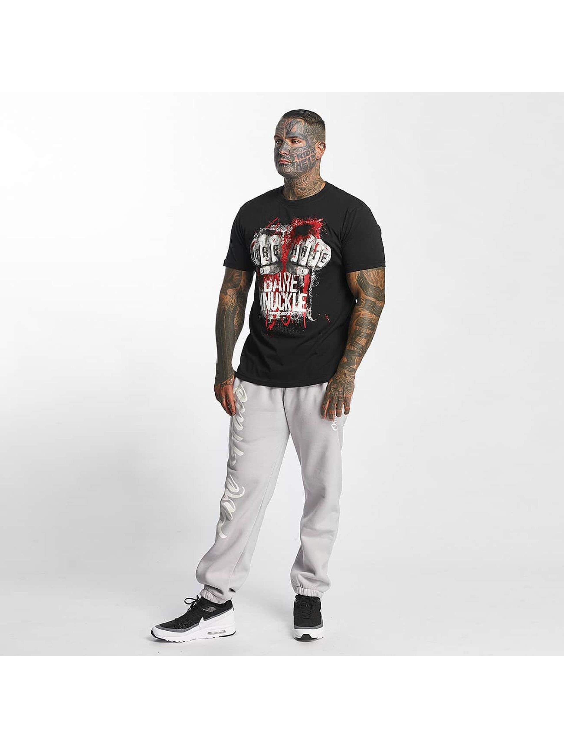 Pure Hate T-Shirt Bare Knuckle noir