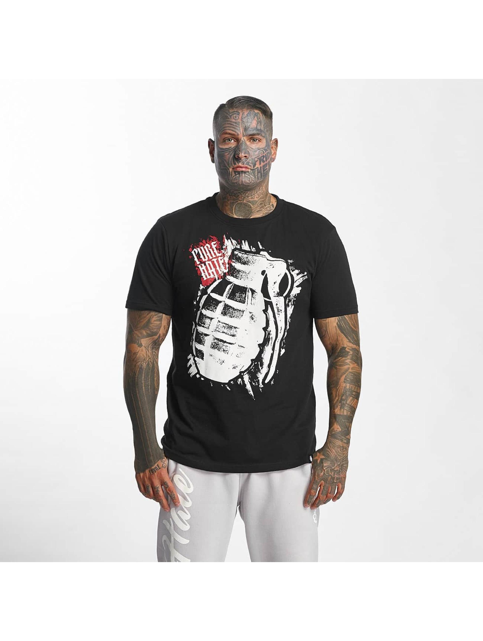 Pure Hate T-Shirt Hand Grenade schwarz