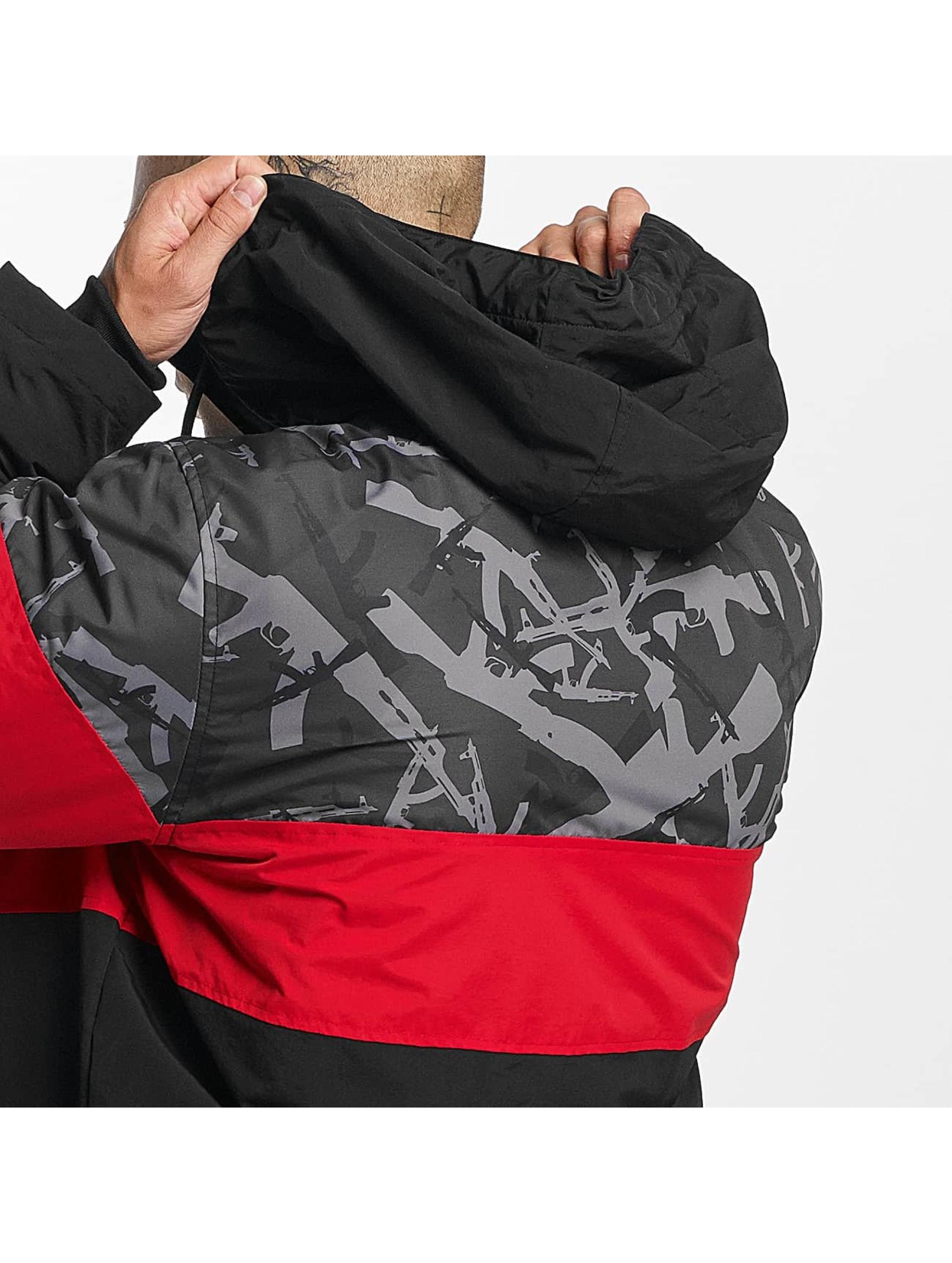 Pusher Apparel Демисезонная куртка AK Camo камуфляж