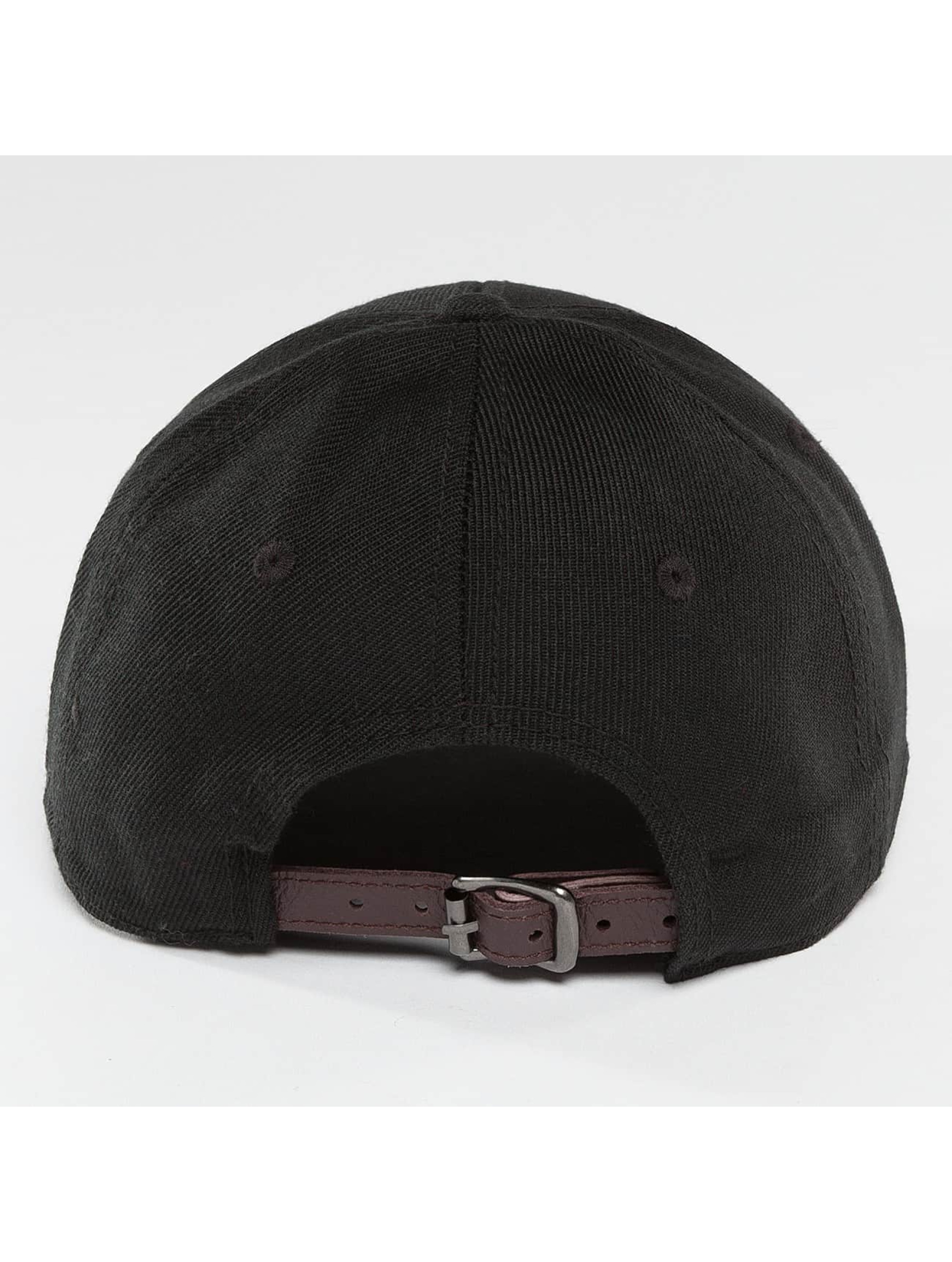 Pusher Apparel Кепка с застёжкой Polo черный