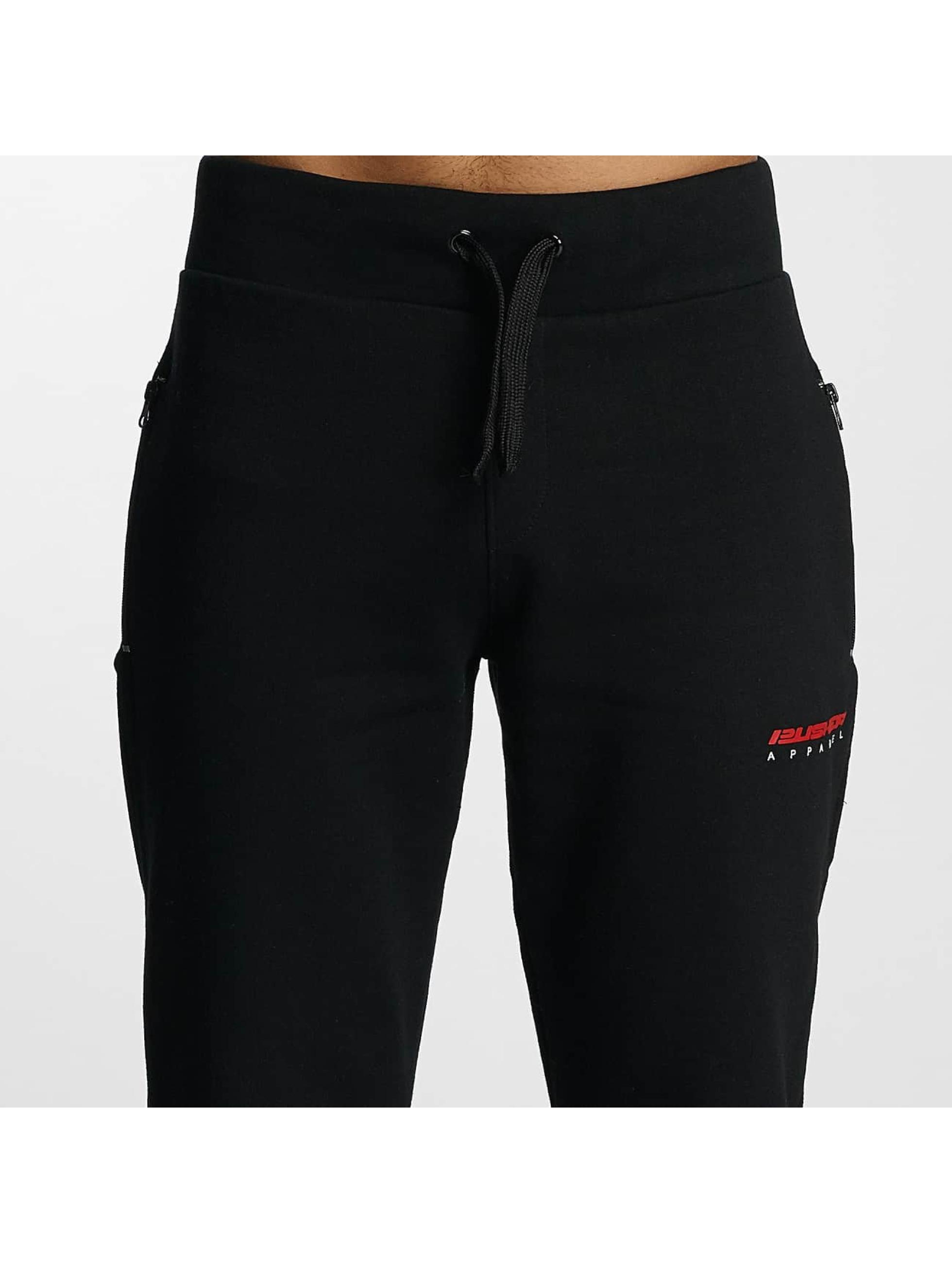 Pusher Apparel Спортивные брюки 215 Jacking черный