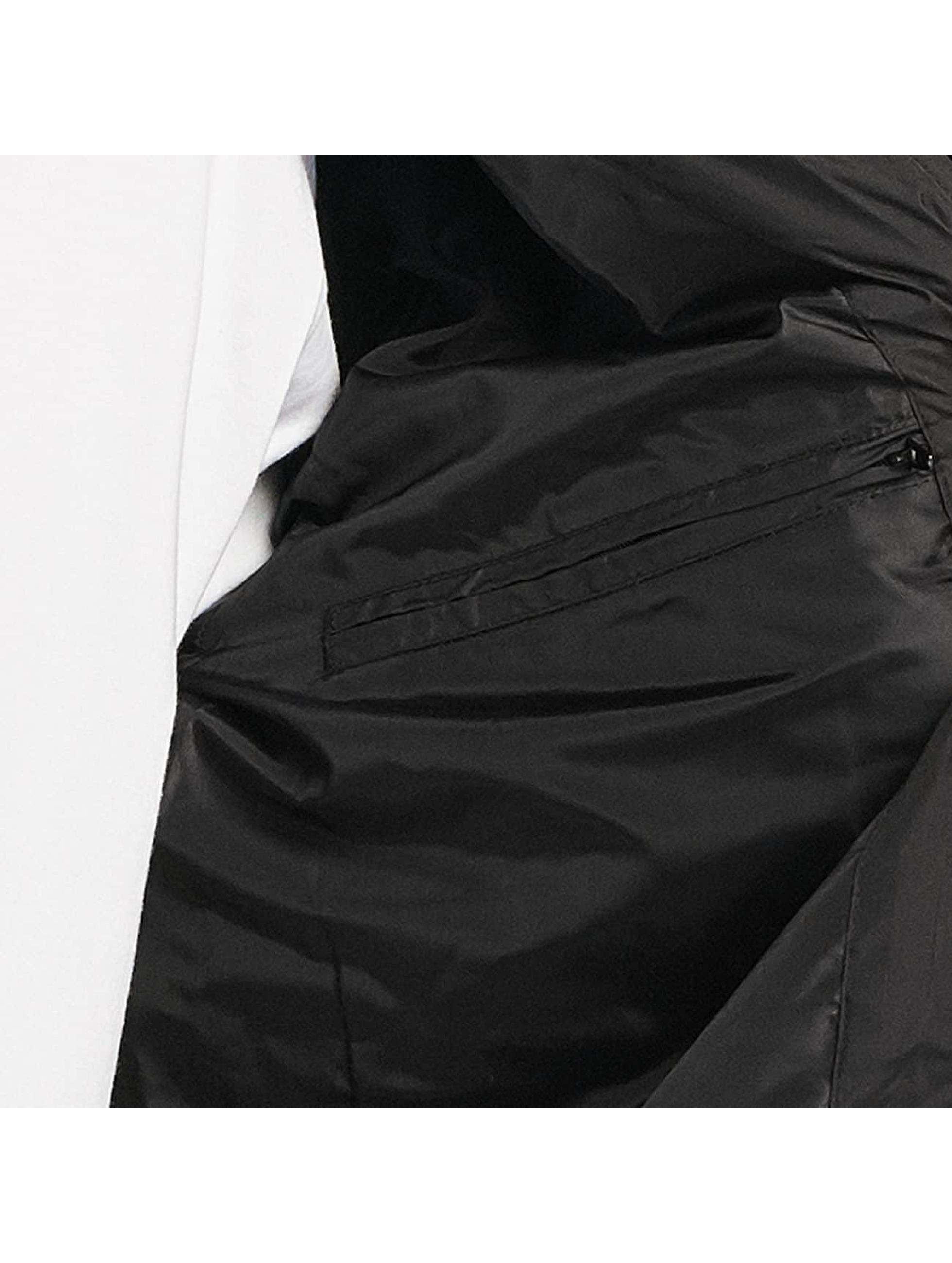 Pusher Apparel Bomberjack Quilted Bomber zwart