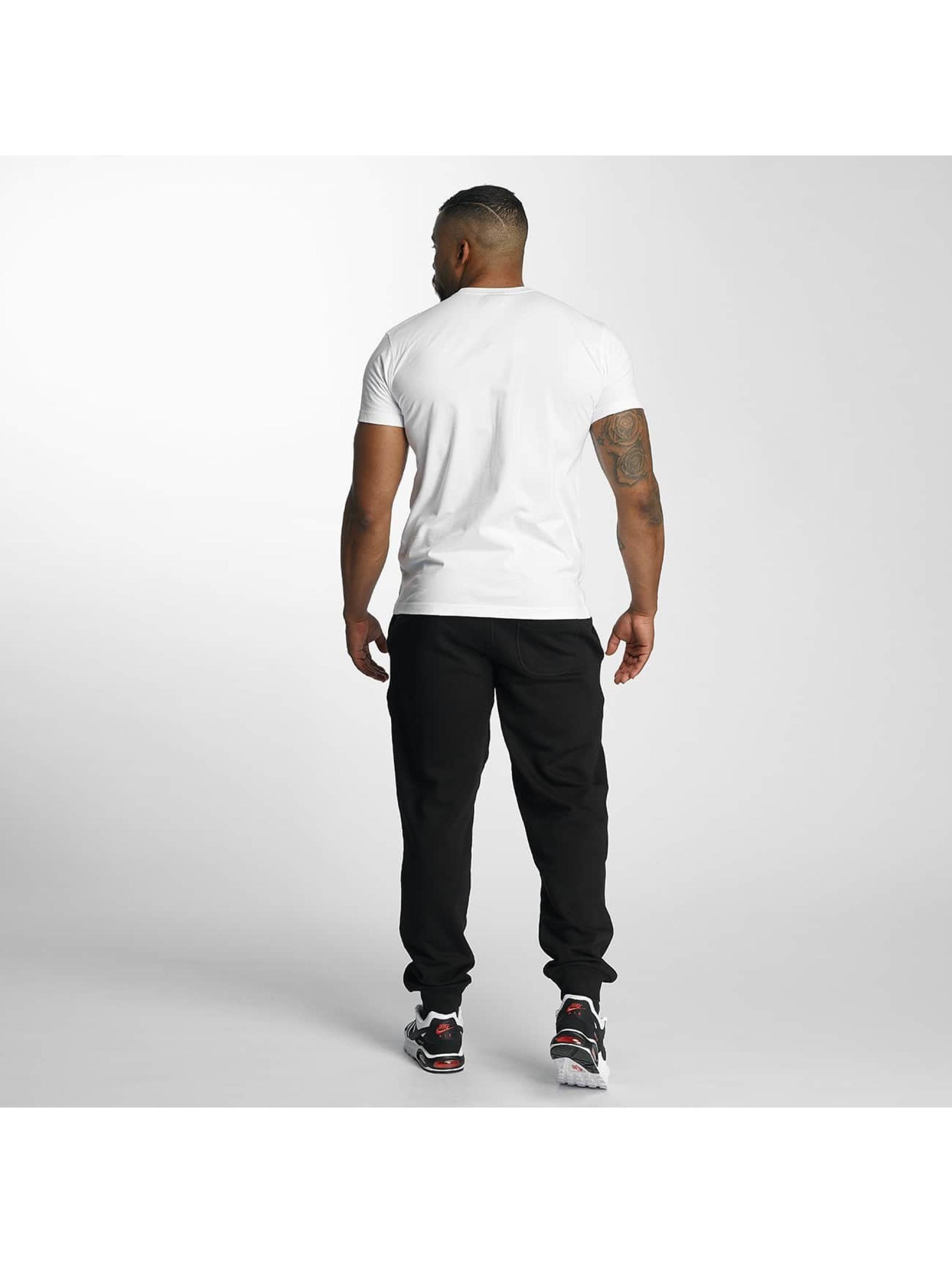 Pusher Apparel Camiseta White Carrera blanco