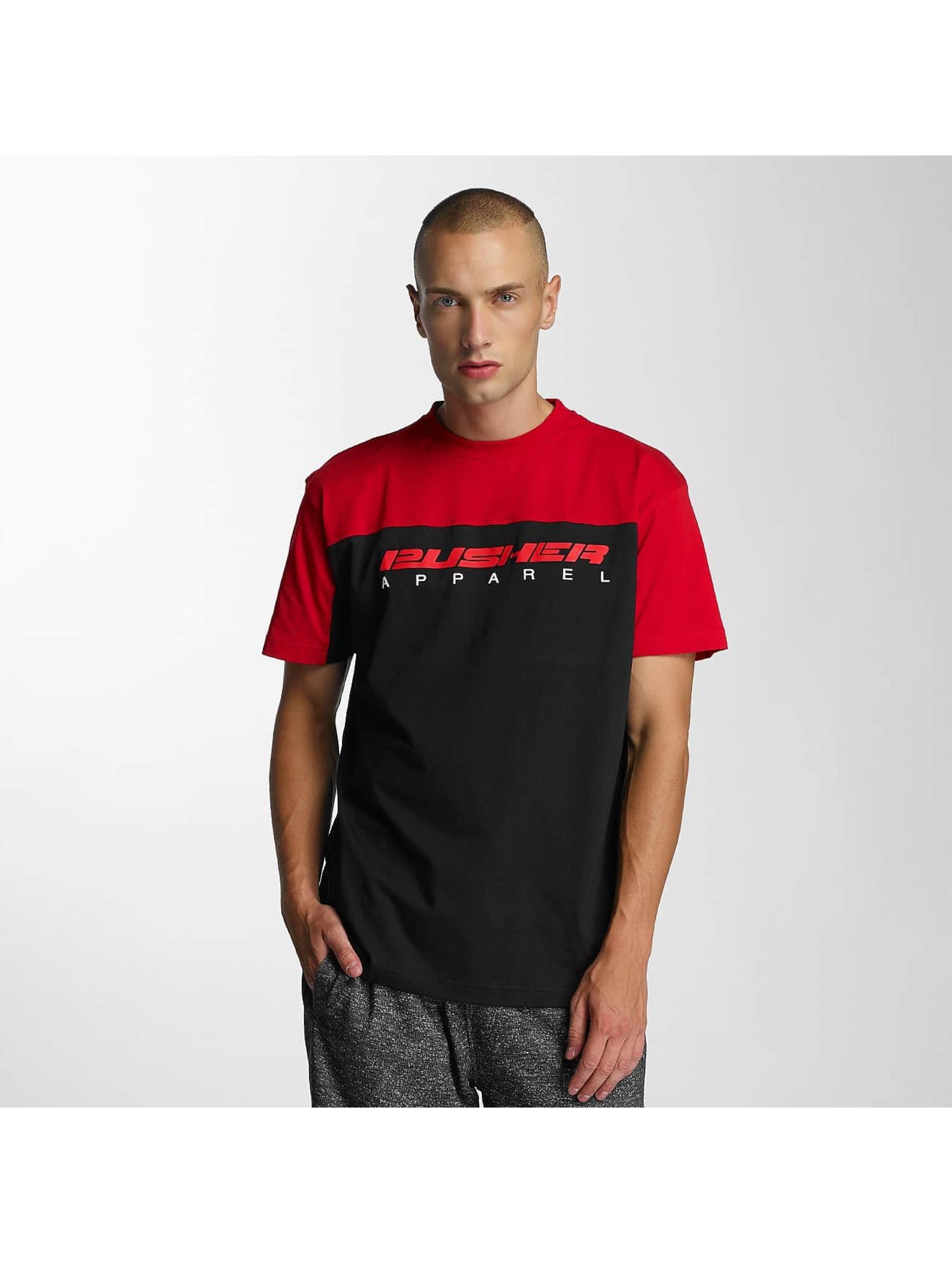 Pusher Apparel Camiseta Apparel 137 Riot negro