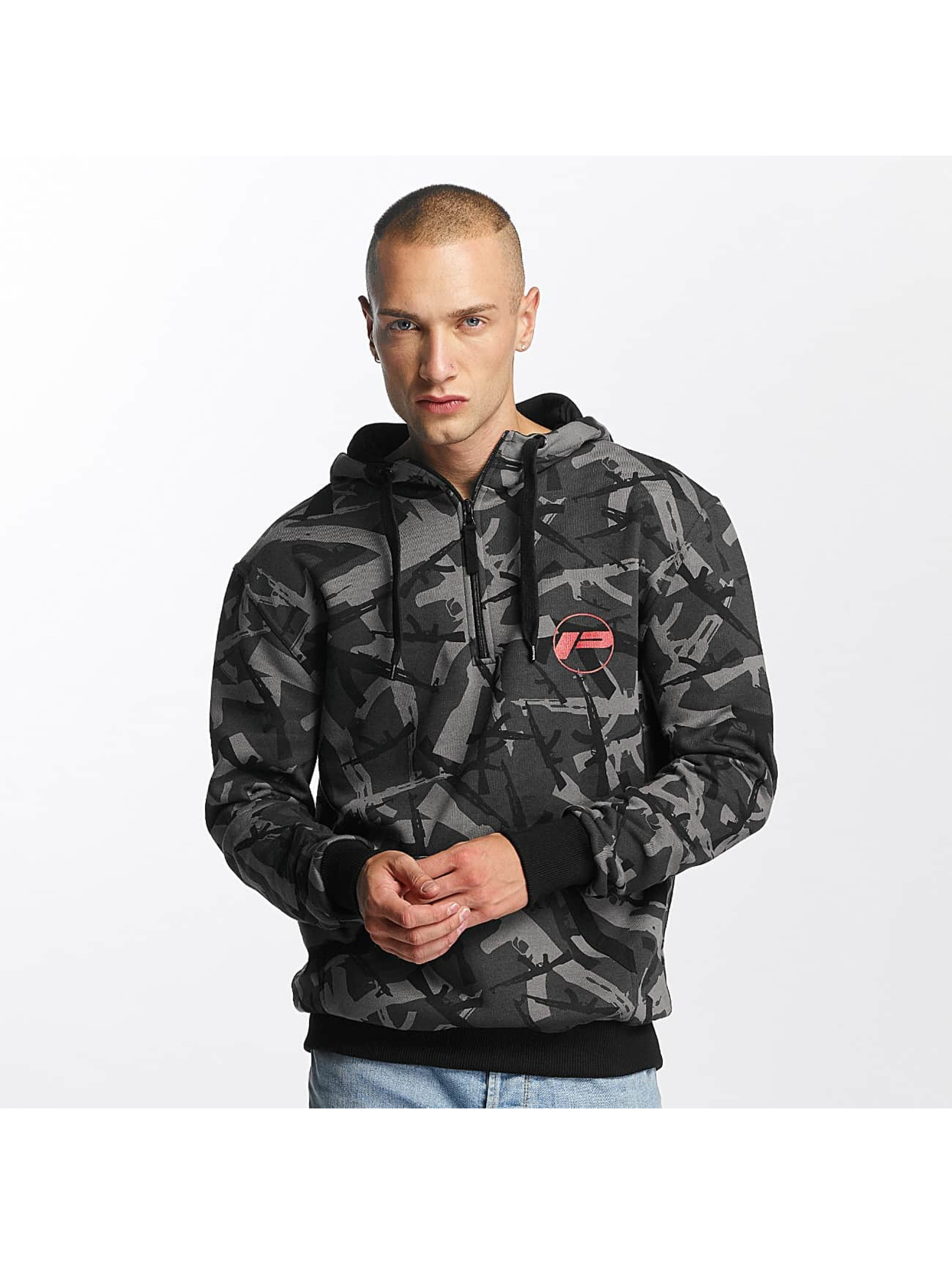 Pusher Apparel Hoodie AK Camo camouflage