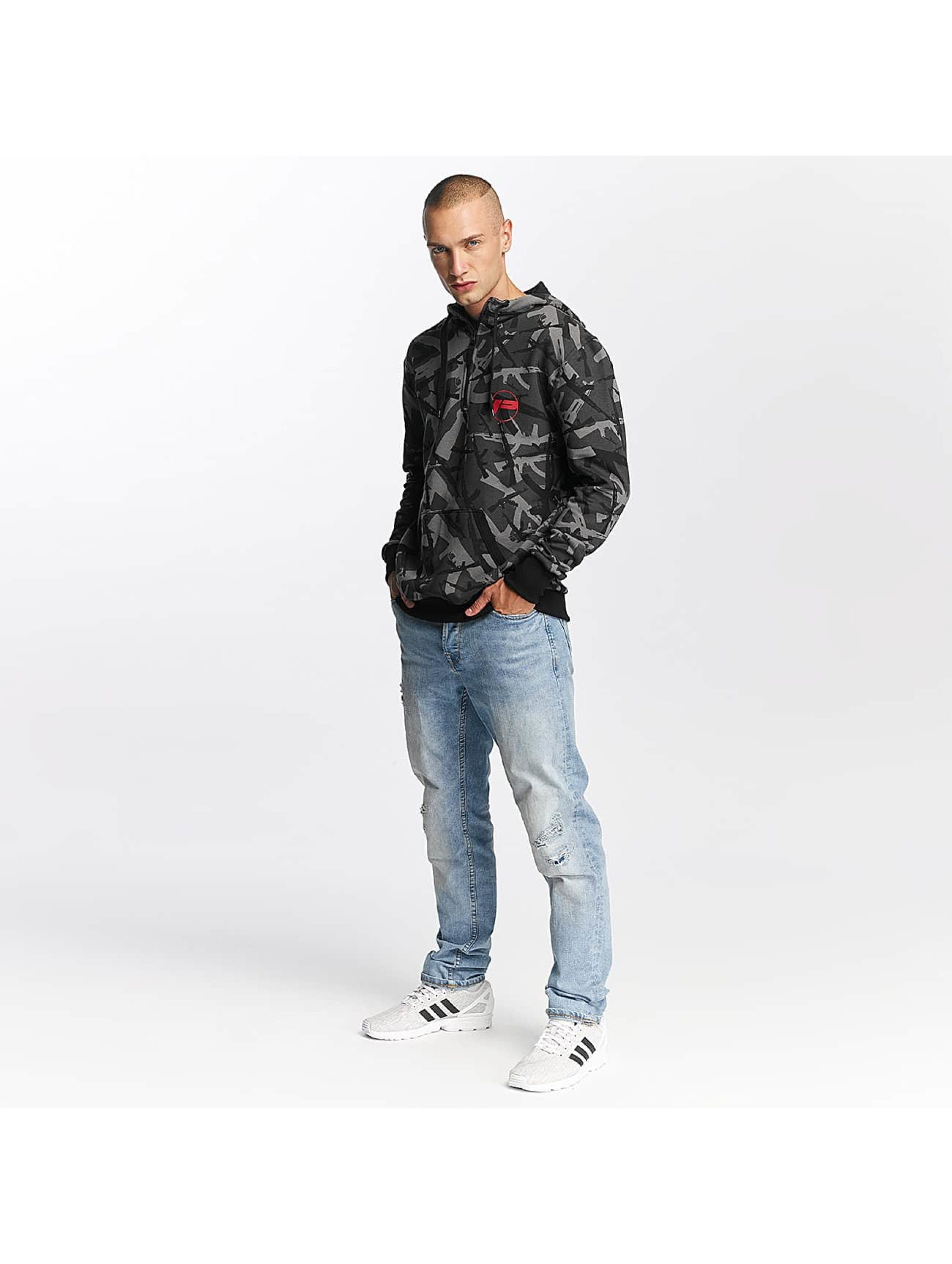 Pusher Apparel Hoodies AK Camo kamufláž
