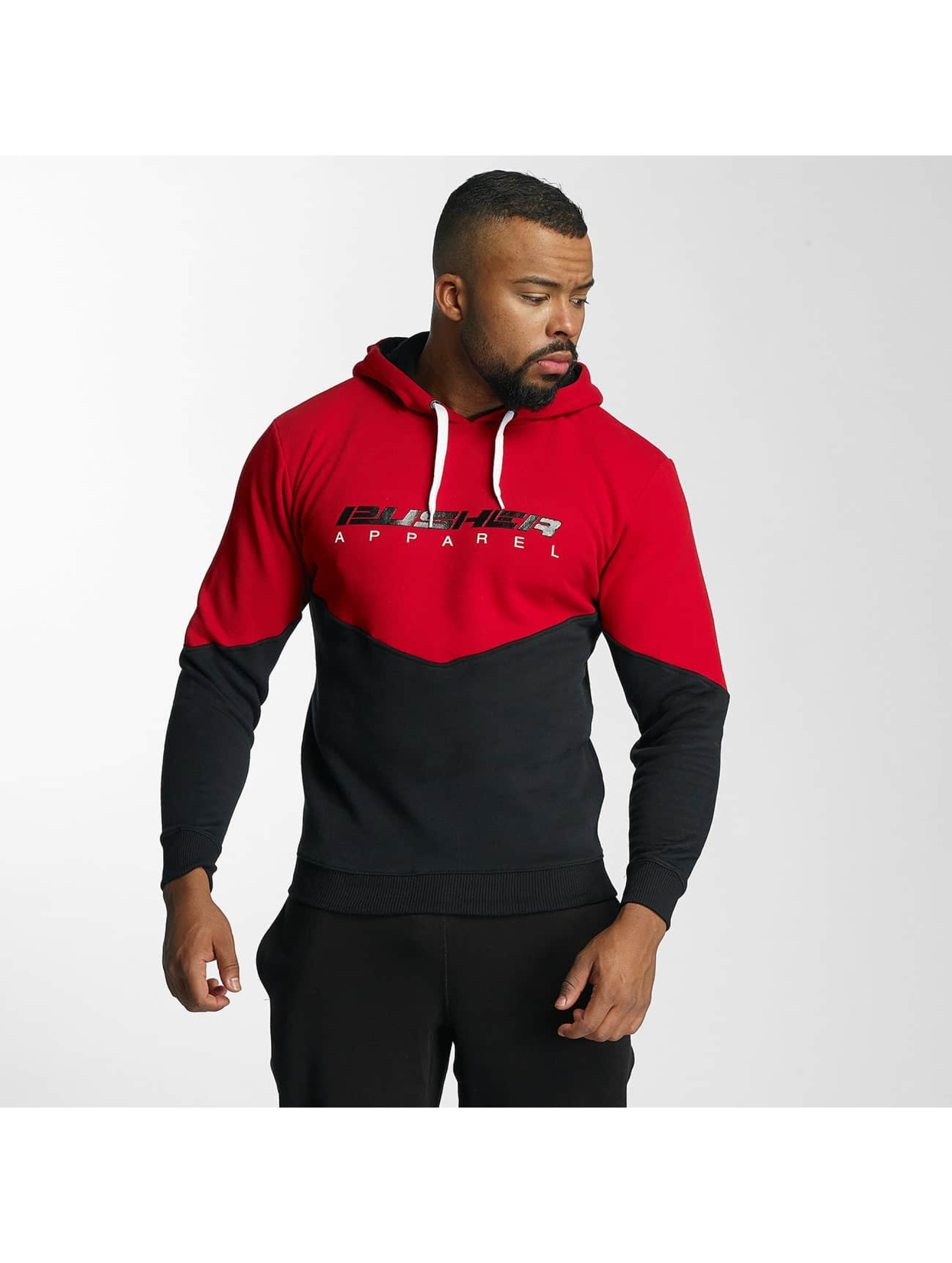 Pusher Apparel Hoody 211 Rob schwarz