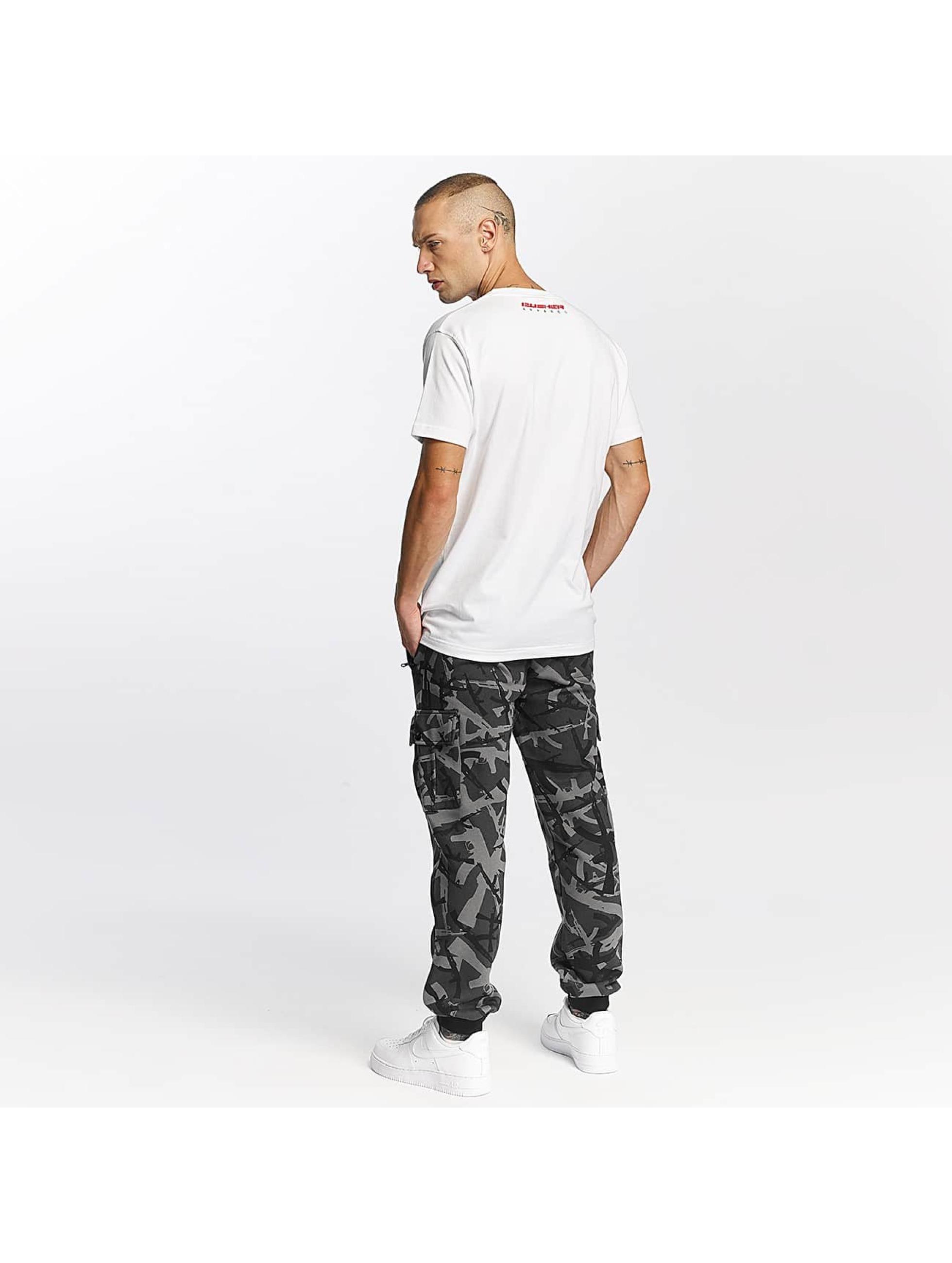 Pusher Apparel Jogging kalhoty AK Camo kamufláž
