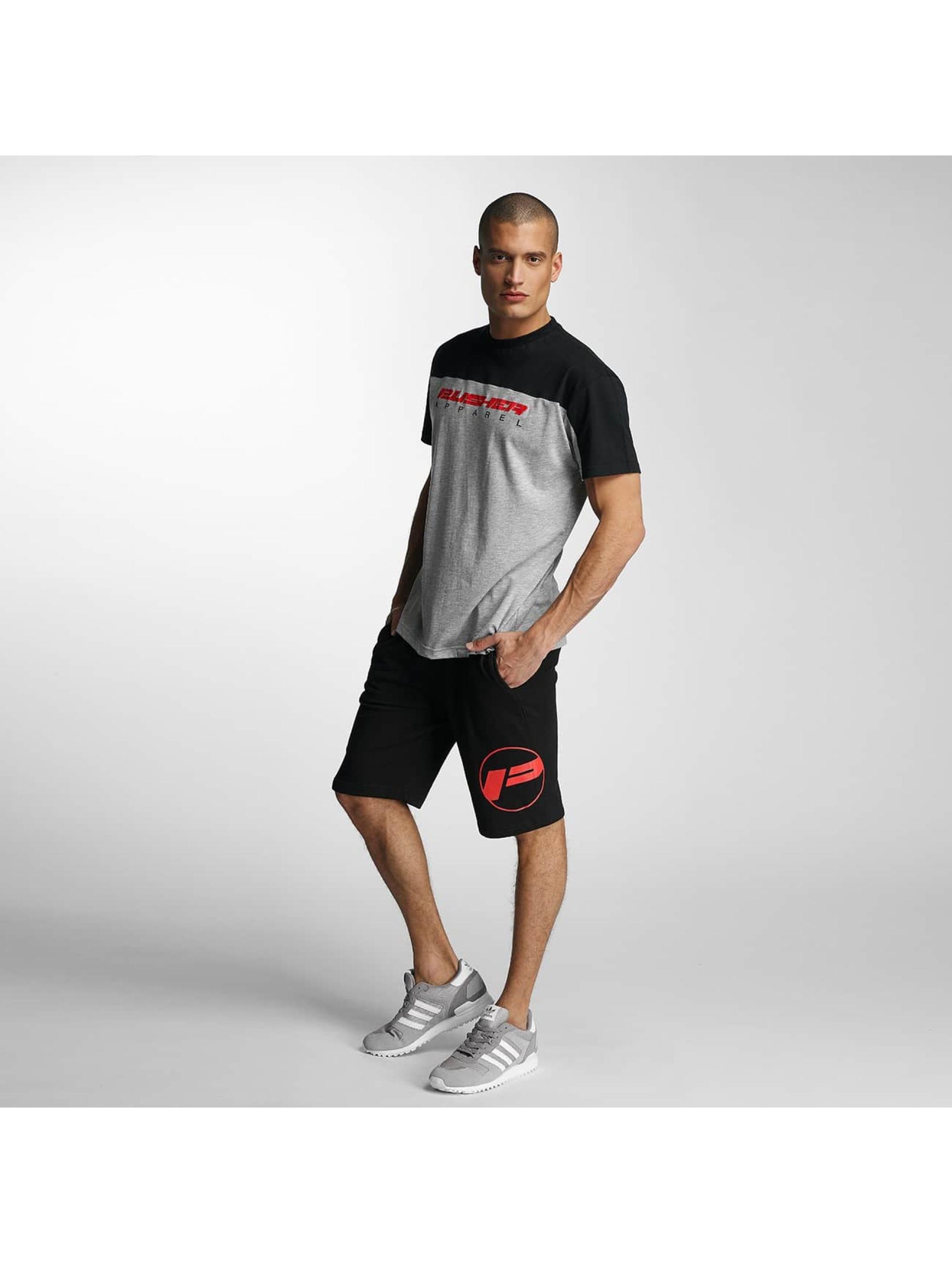 Pusher Apparel Shorts 245 Assault schwarz