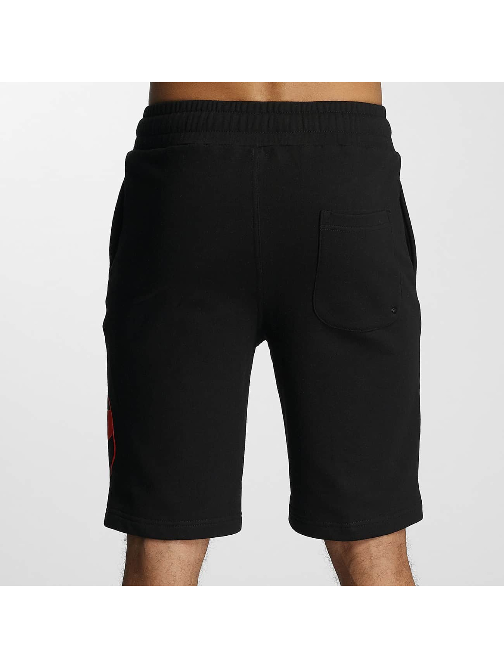 Pusher Apparel Shortsit 245 Assault musta