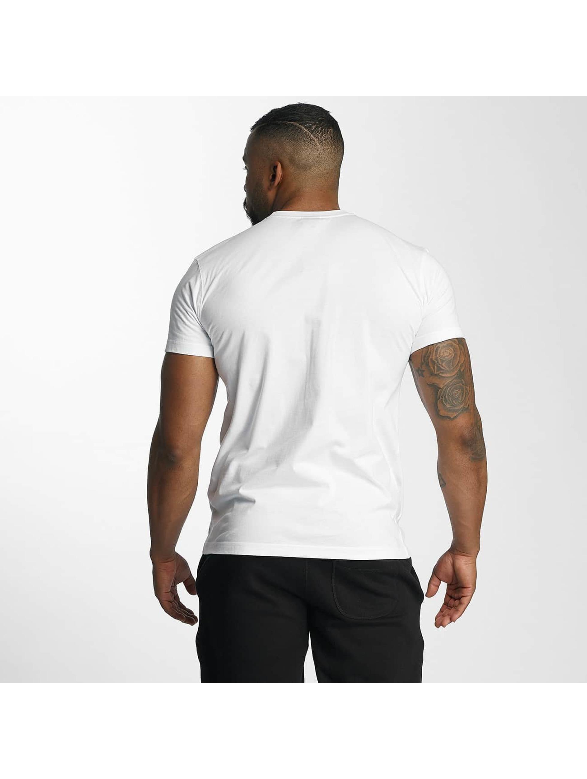 Pusher Apparel T-paidat White Carrera valkoinen