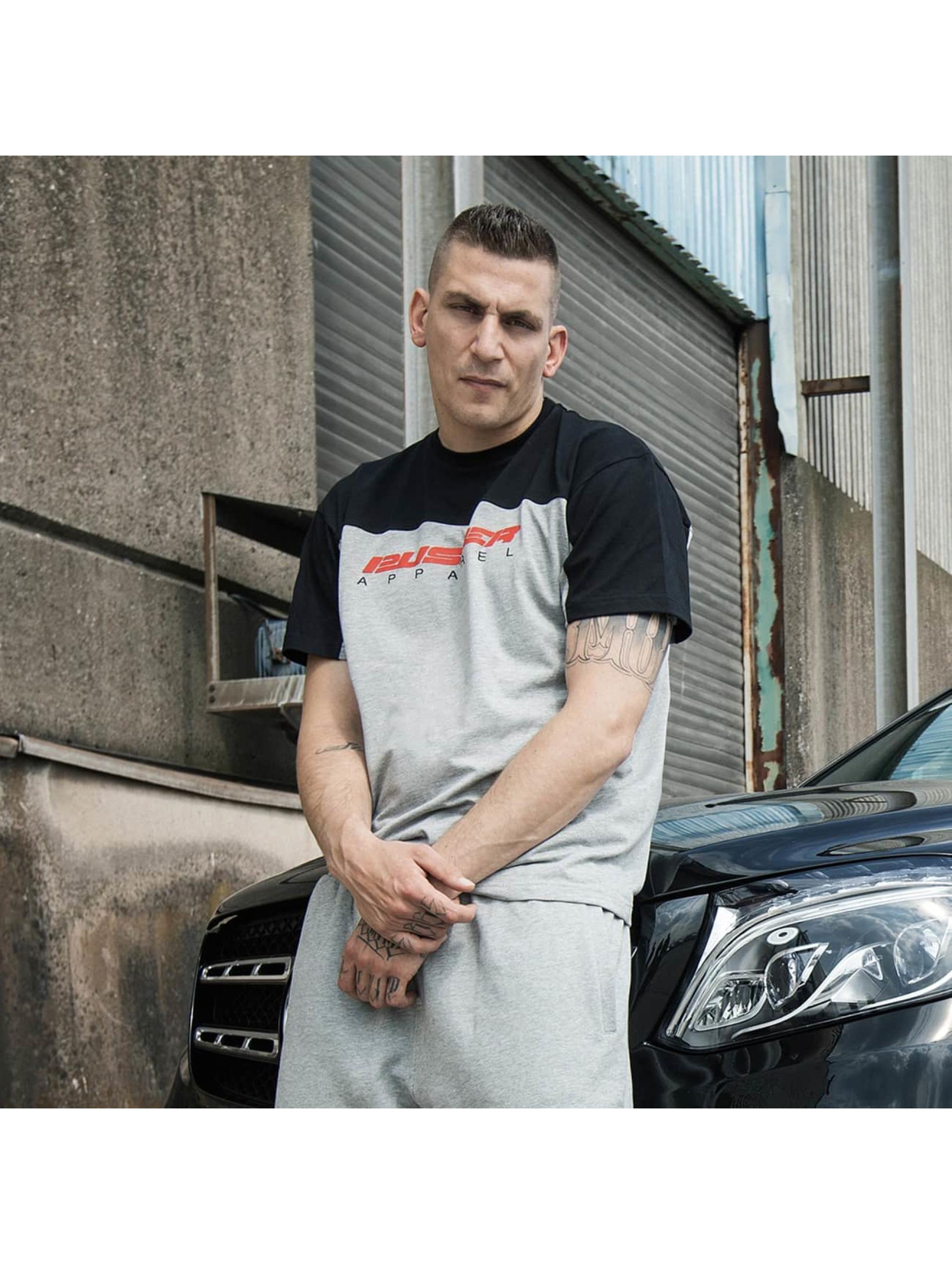 Pusher Apparel T-shirts 137 Riot grå