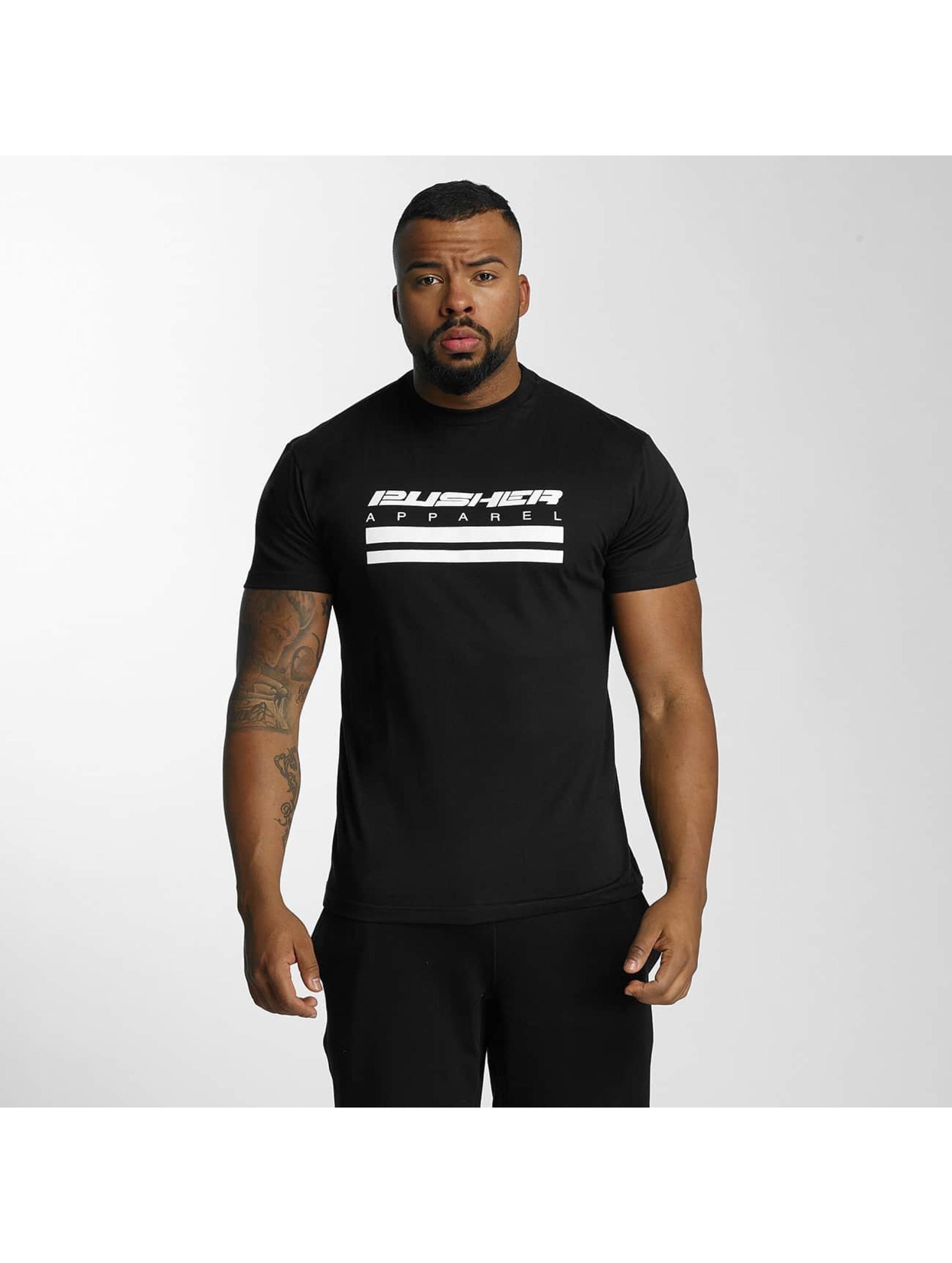 Pusher Apparel T-skjorter Apparel 503 Theft svart