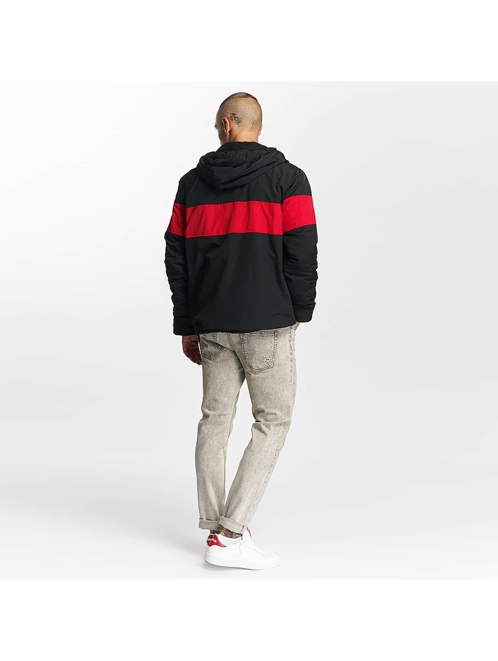 Pusher Apparel Transitional Jackets Ribbon svart
