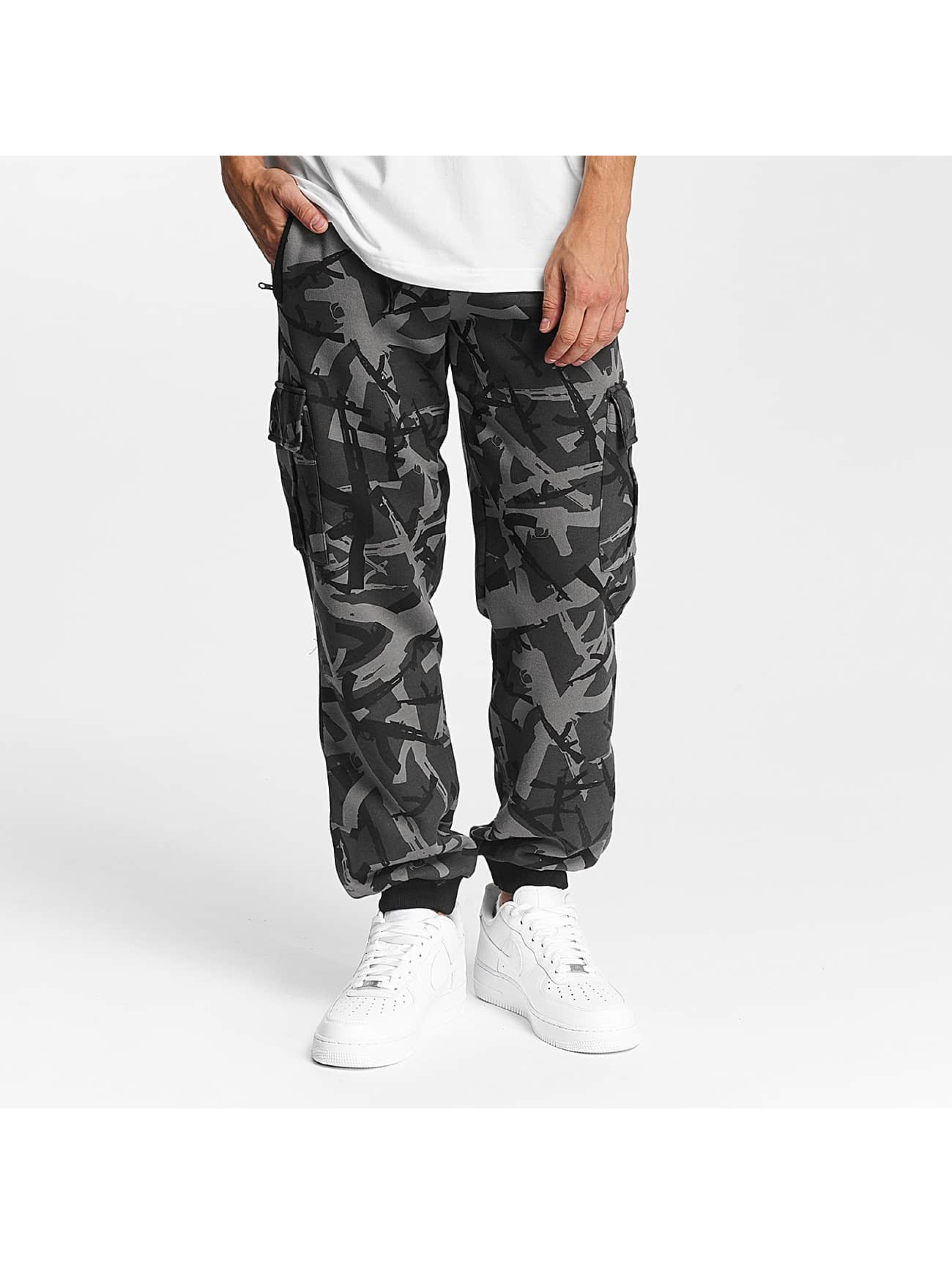 Pusher Apparel Verryttelyhousut AK Camo camouflage