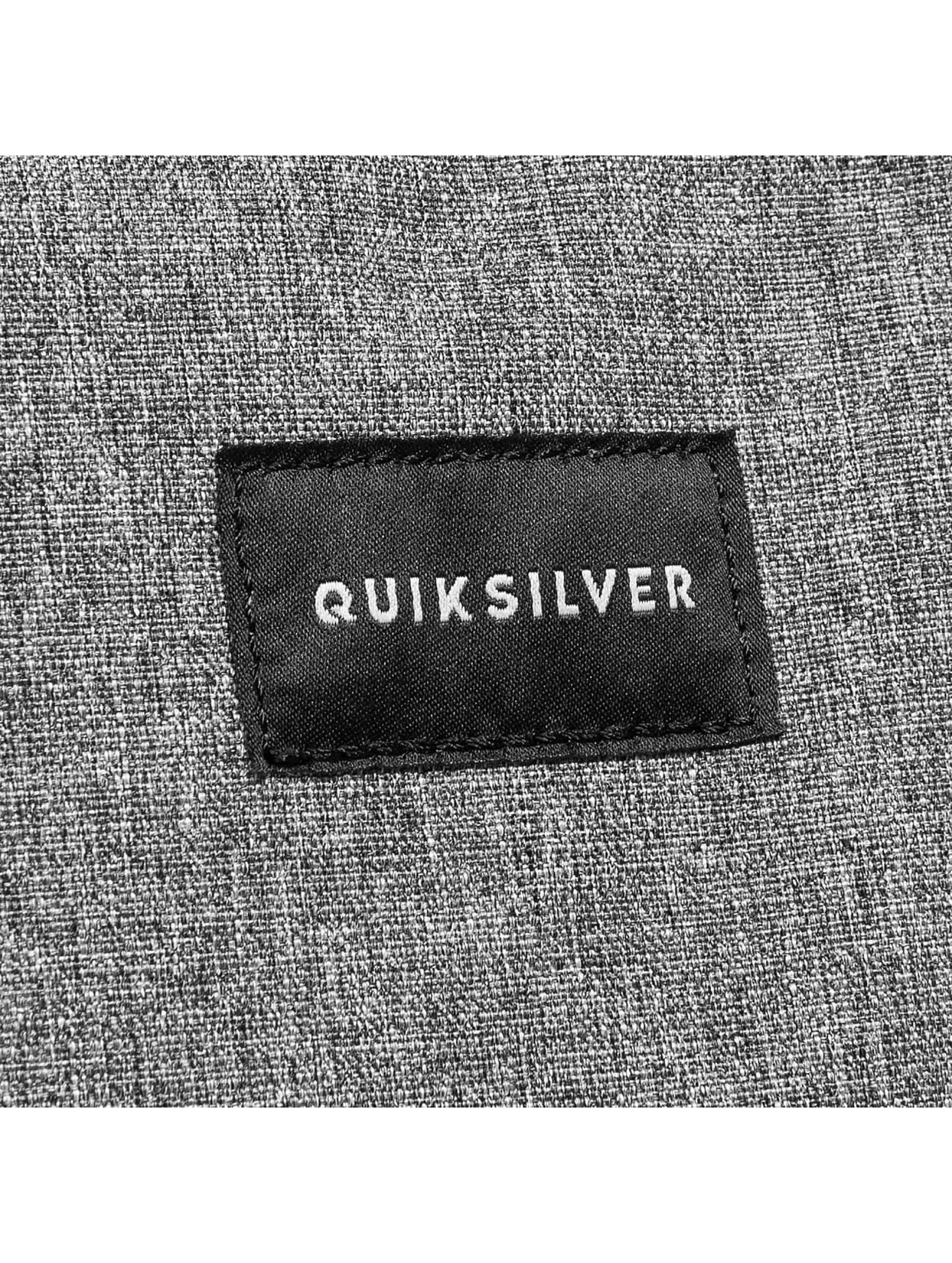Quiksilver Рюкзак Schoolie серый