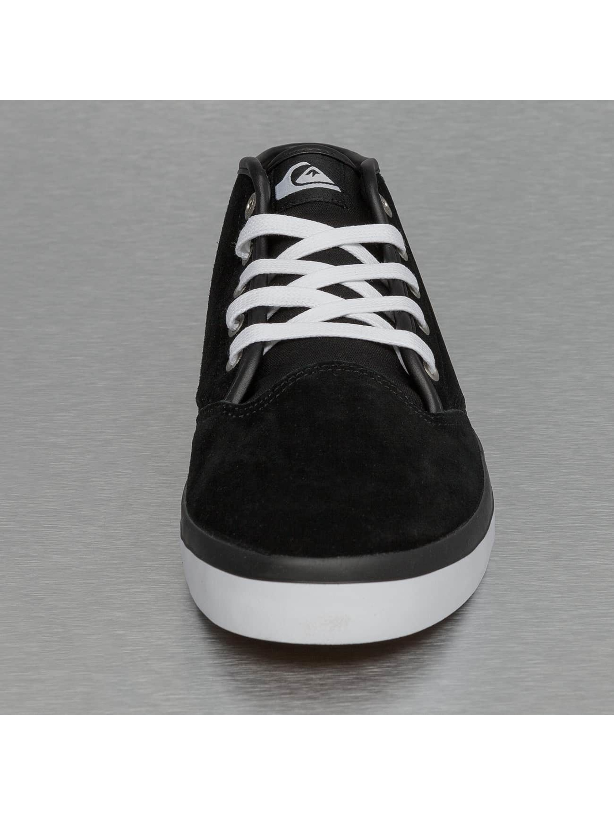 Quiksilver Сникеры Shorebreak Suede Mid черный