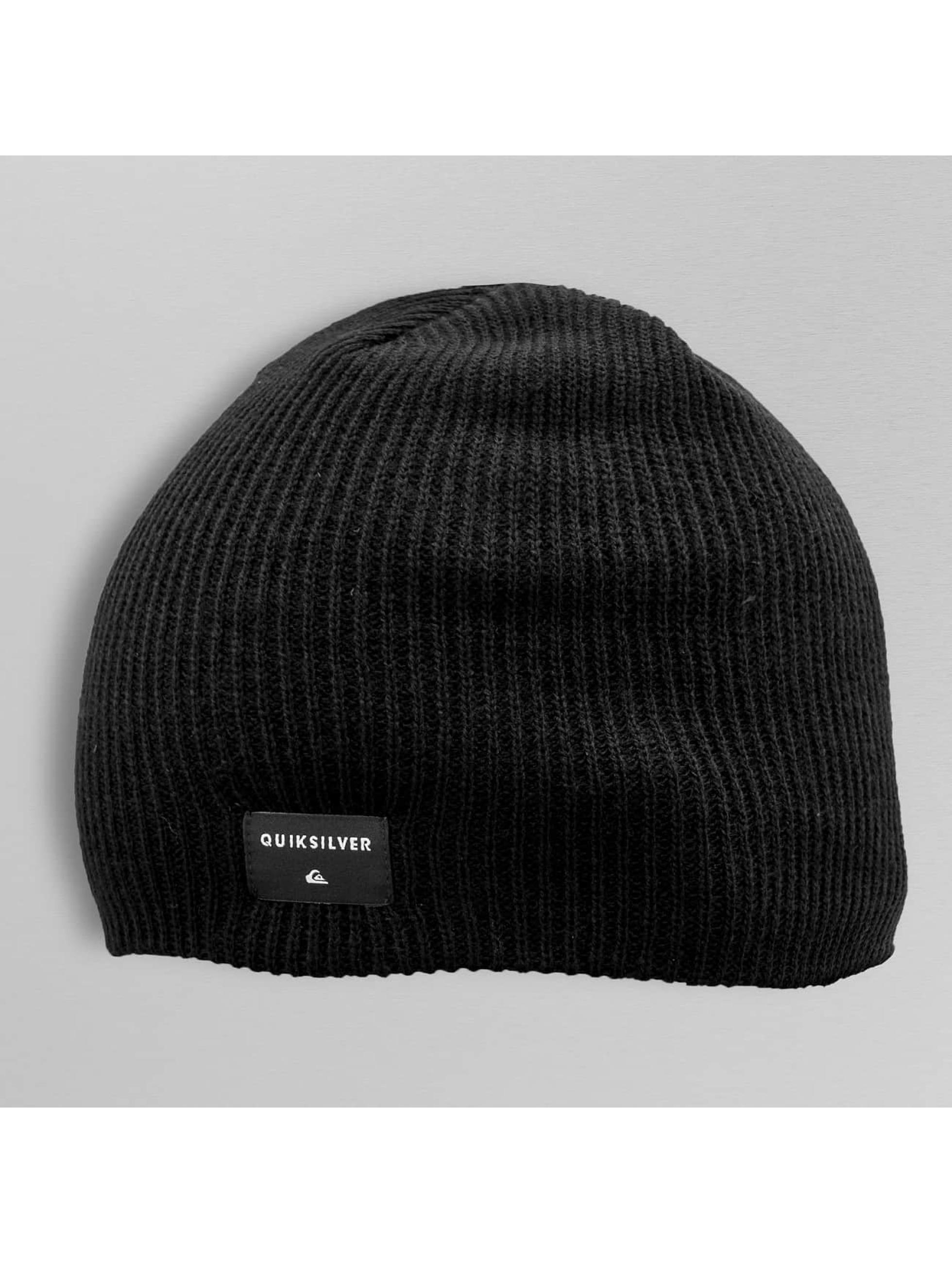 Quiksilver шляпа Cushy черный