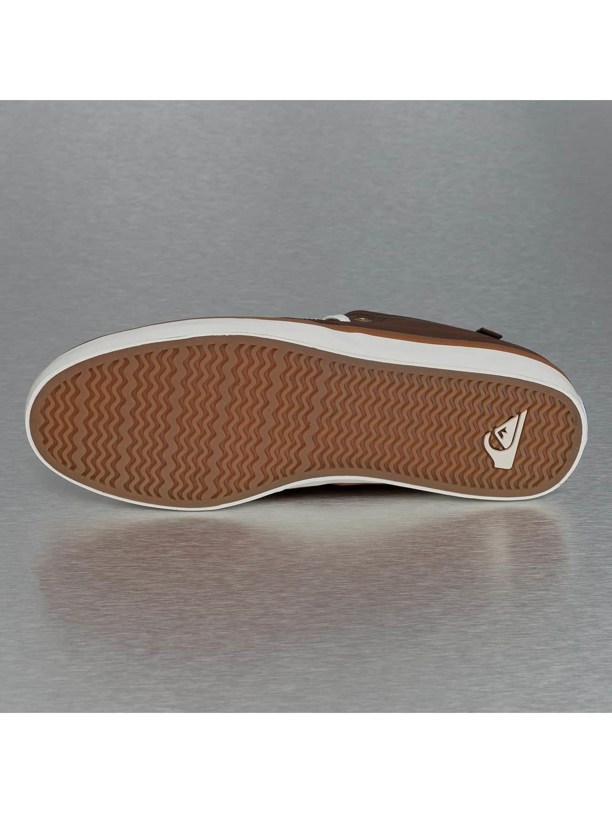 Quiksilver Baskets Shorebreak Deluxe Mid brun