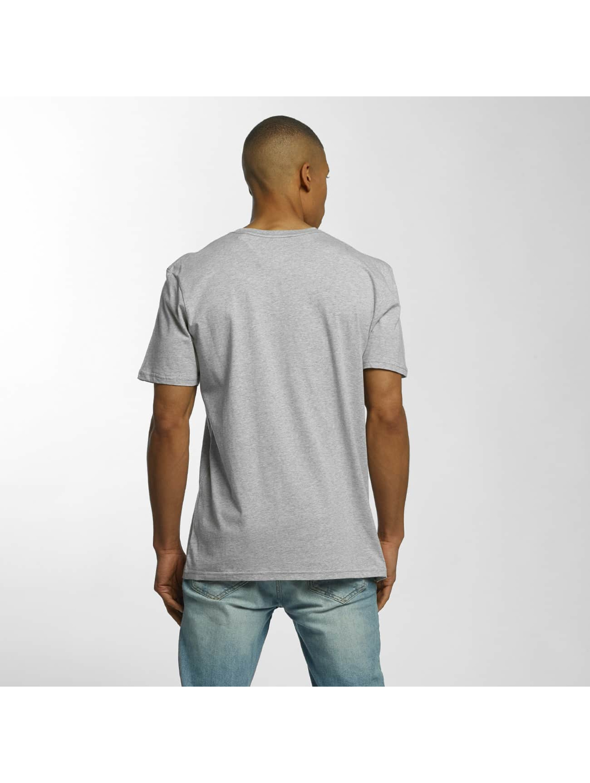 Quiksilver Camiseta Classic Daily Surf gris