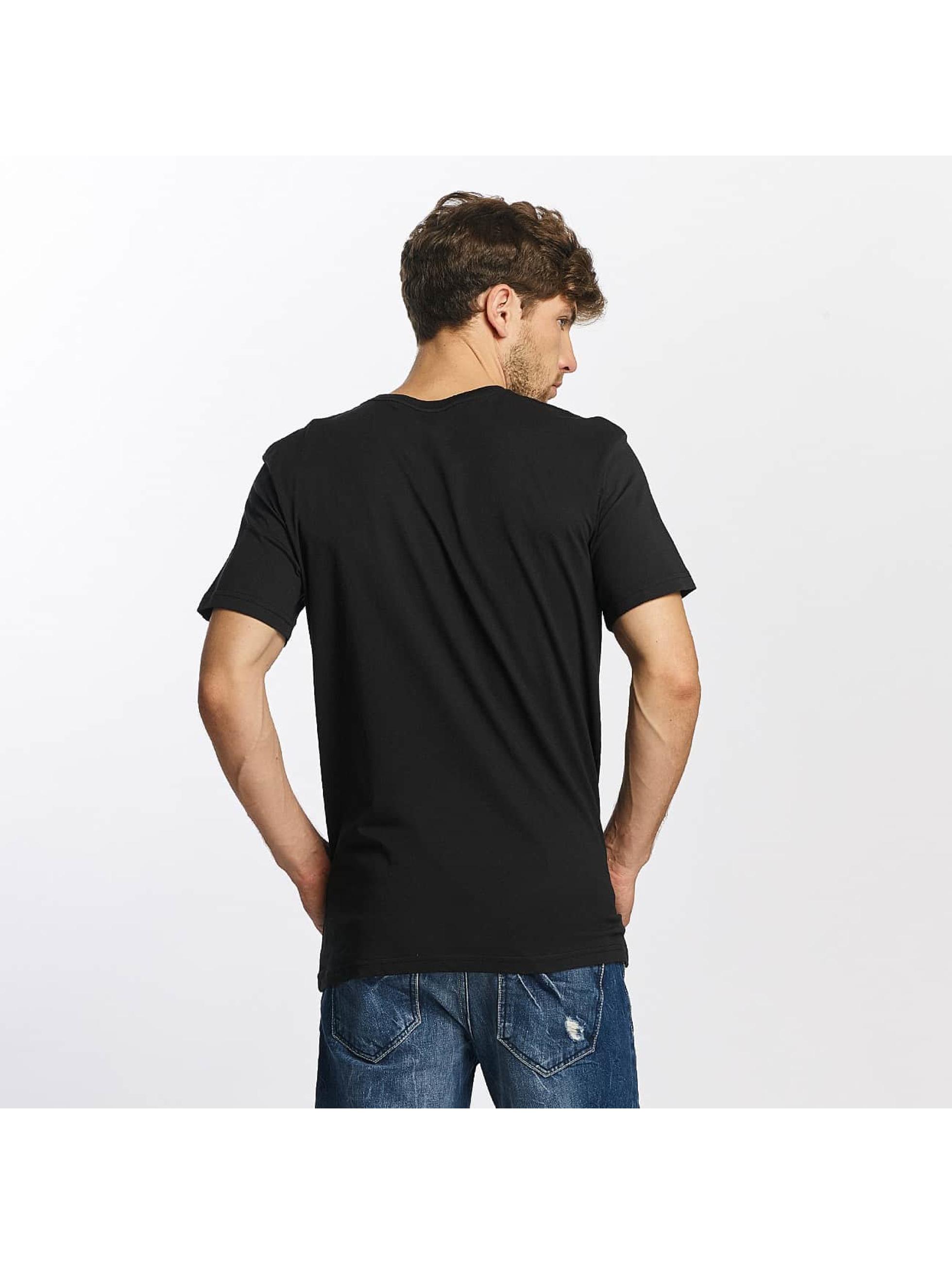 Quiksilver Camiseta Classic Comfort Place negro