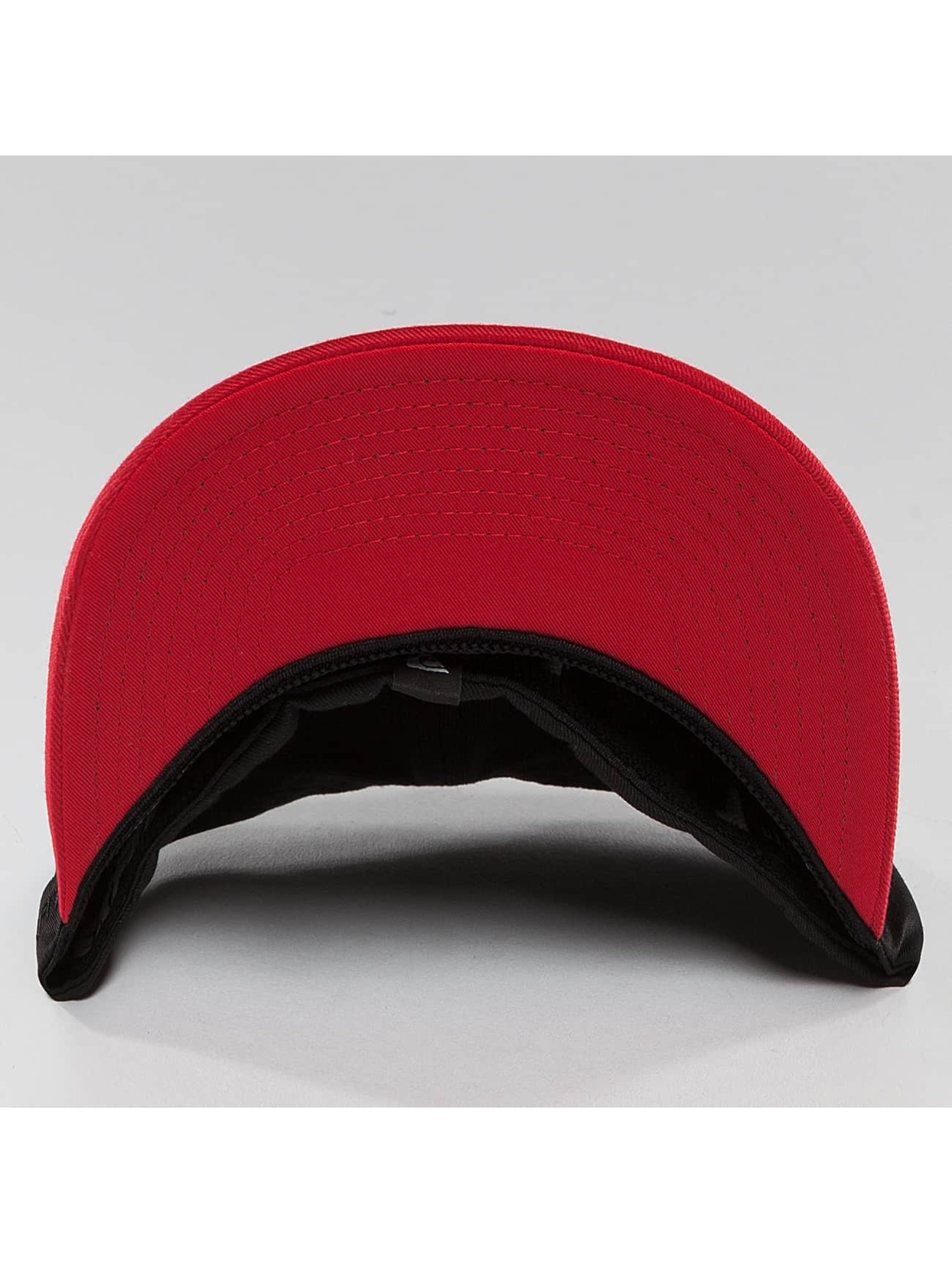 Quiksilver Casquette Fitted Mountain And Wave noir