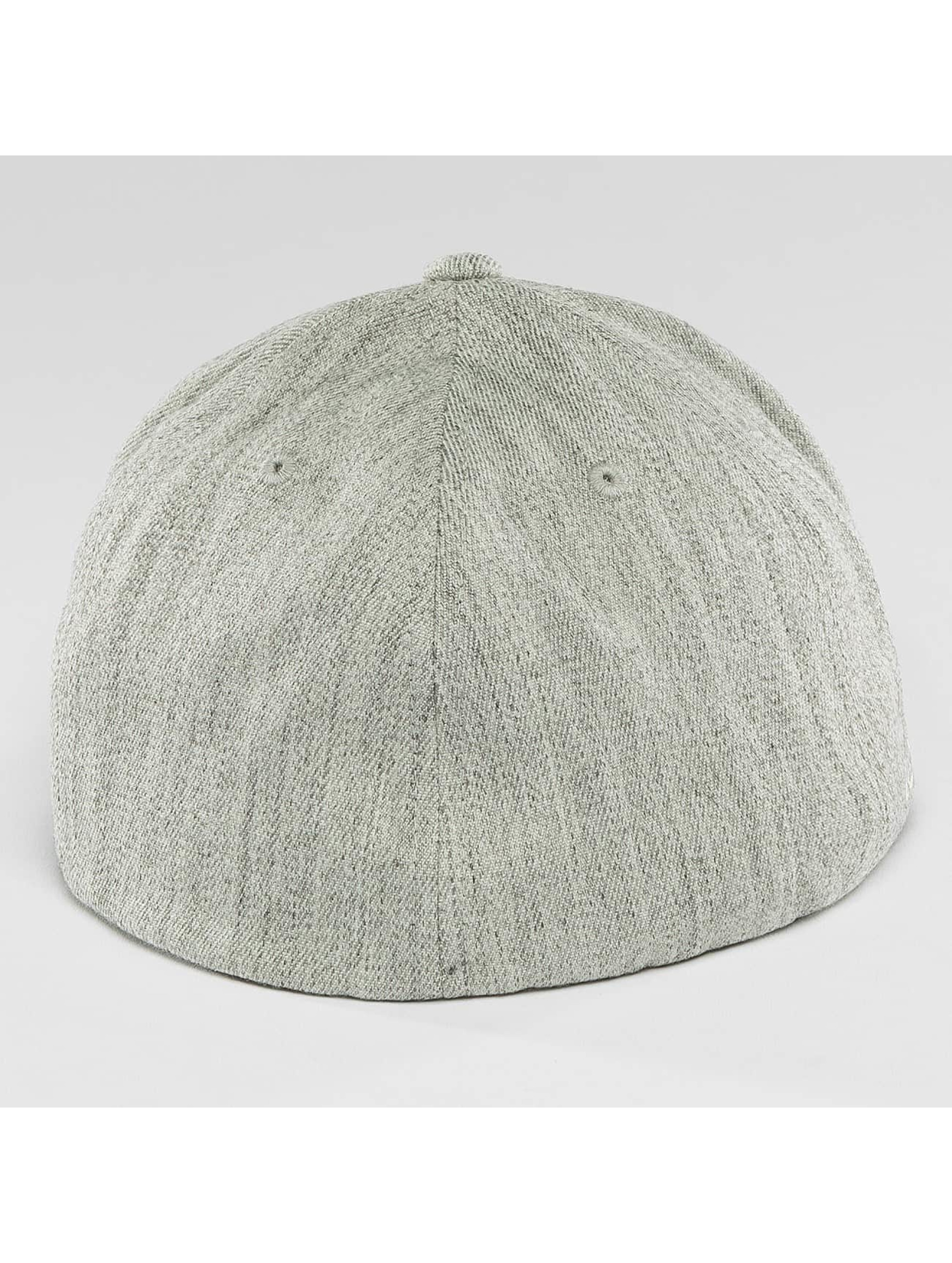 Quiksilver Fitted Cap Stuckles grau