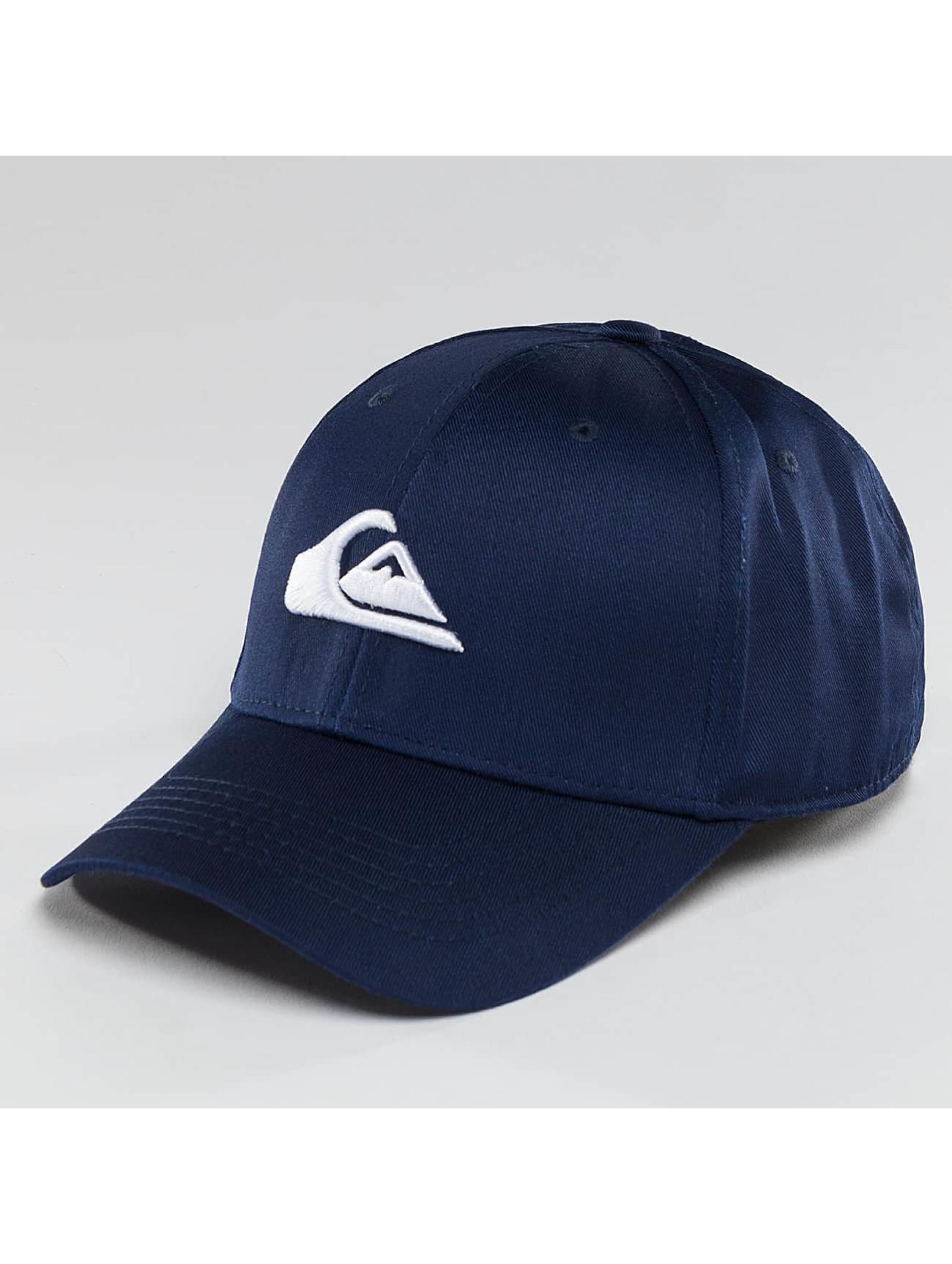 Quiksilver Gorra Snapback Decades azul