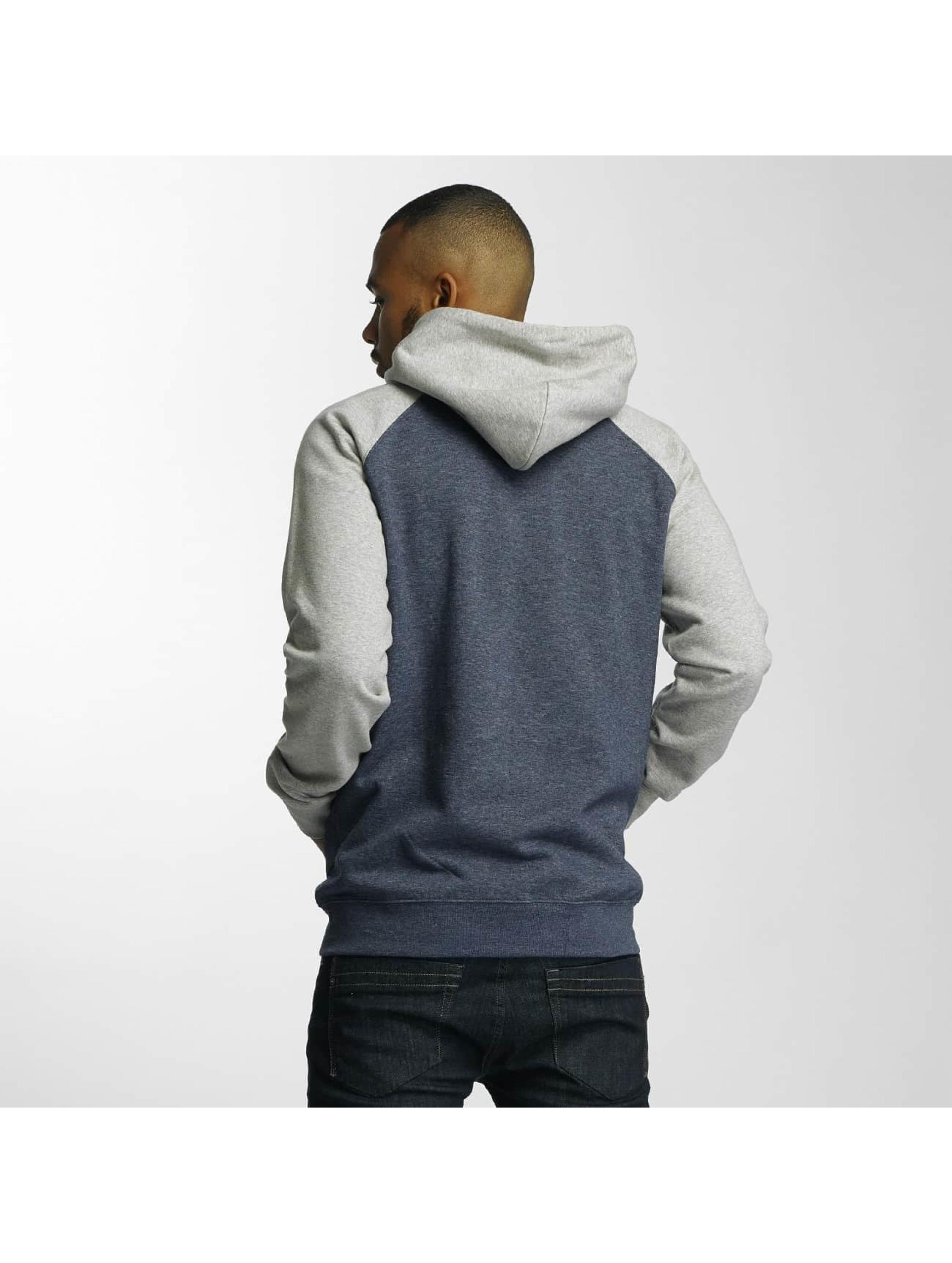 Quiksilver Hoodies con zip Everyday blu